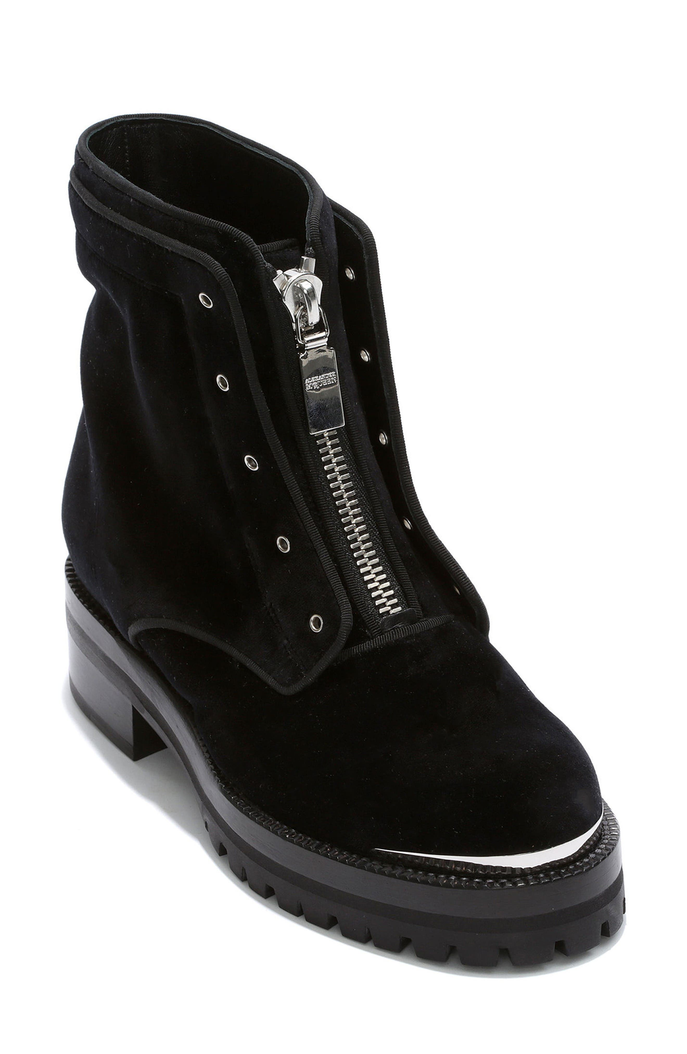 Alexander McQueen Ankle Boot (Women)