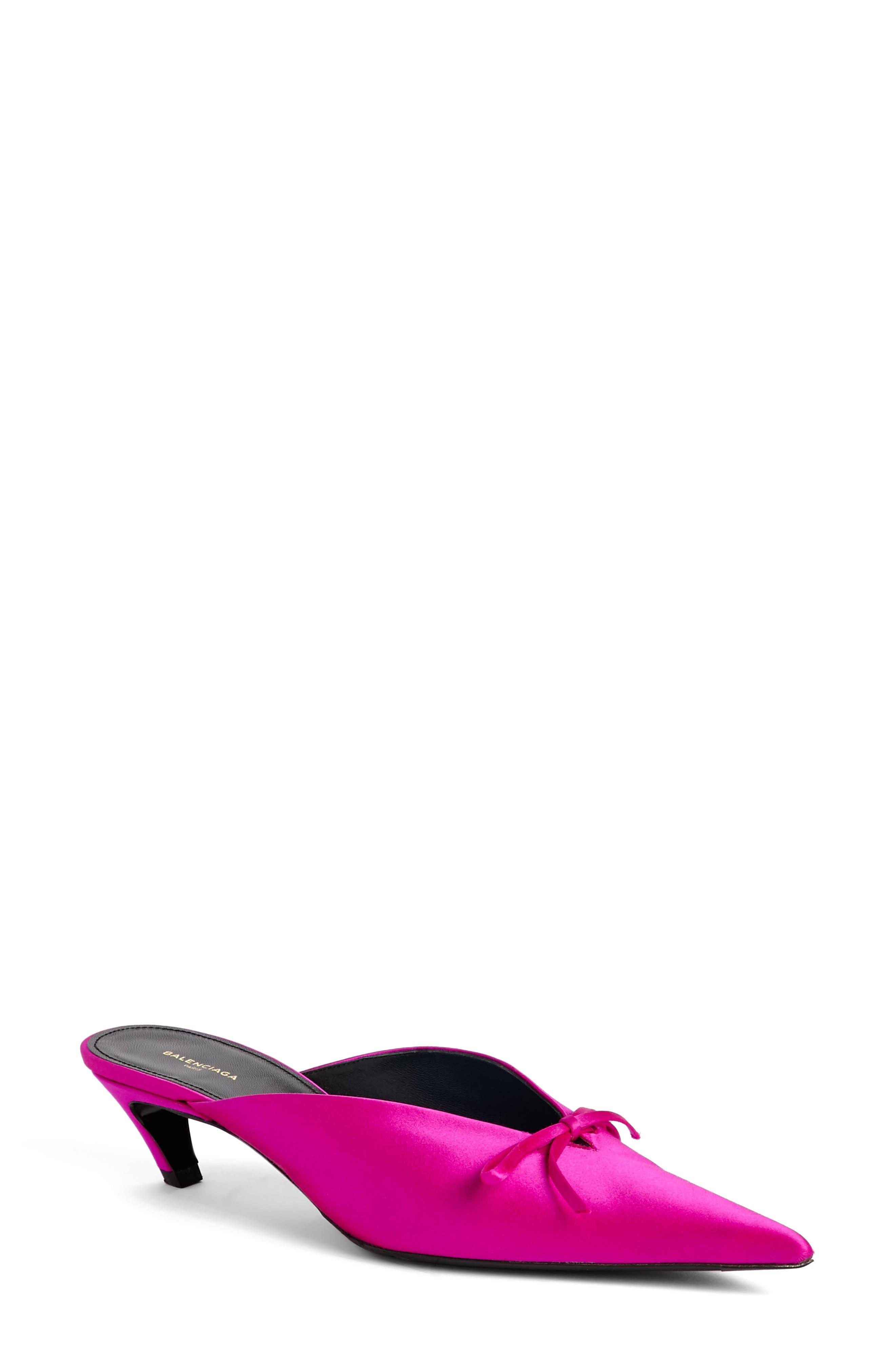 Alternate Image 1 Selected - Balenciaga Pointy Toe Mule (Women)