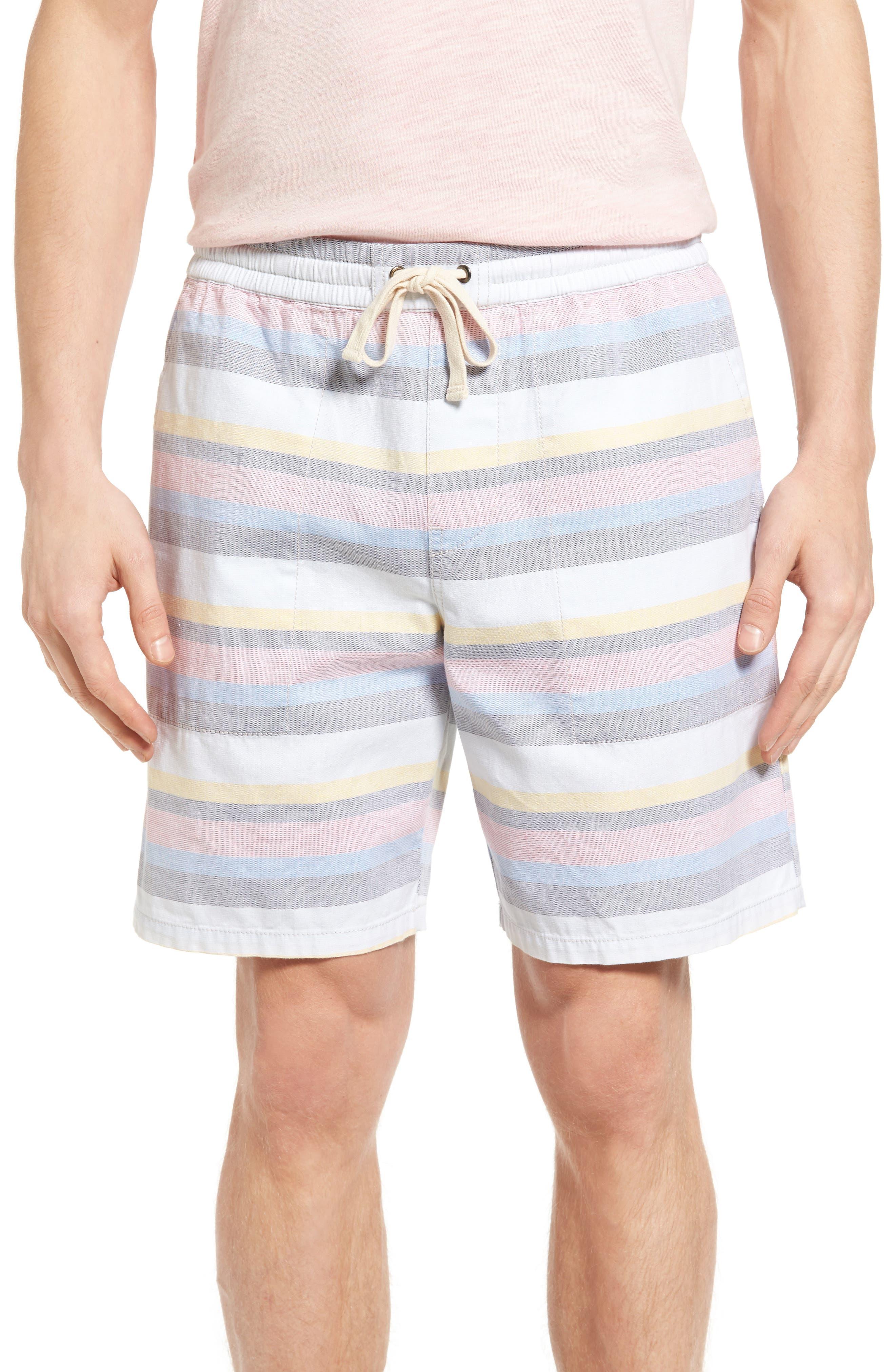 Original Penguin Stripe Shorts
