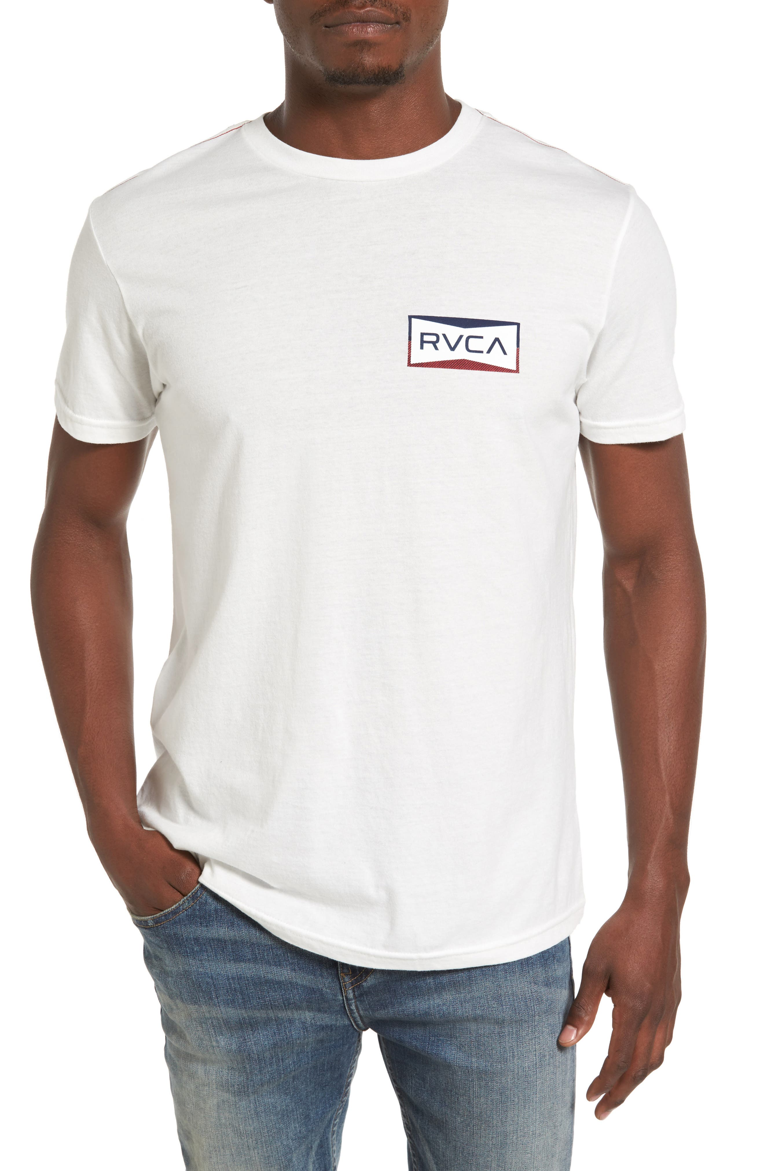 RVCA Rereds Graphic T-Shirt
