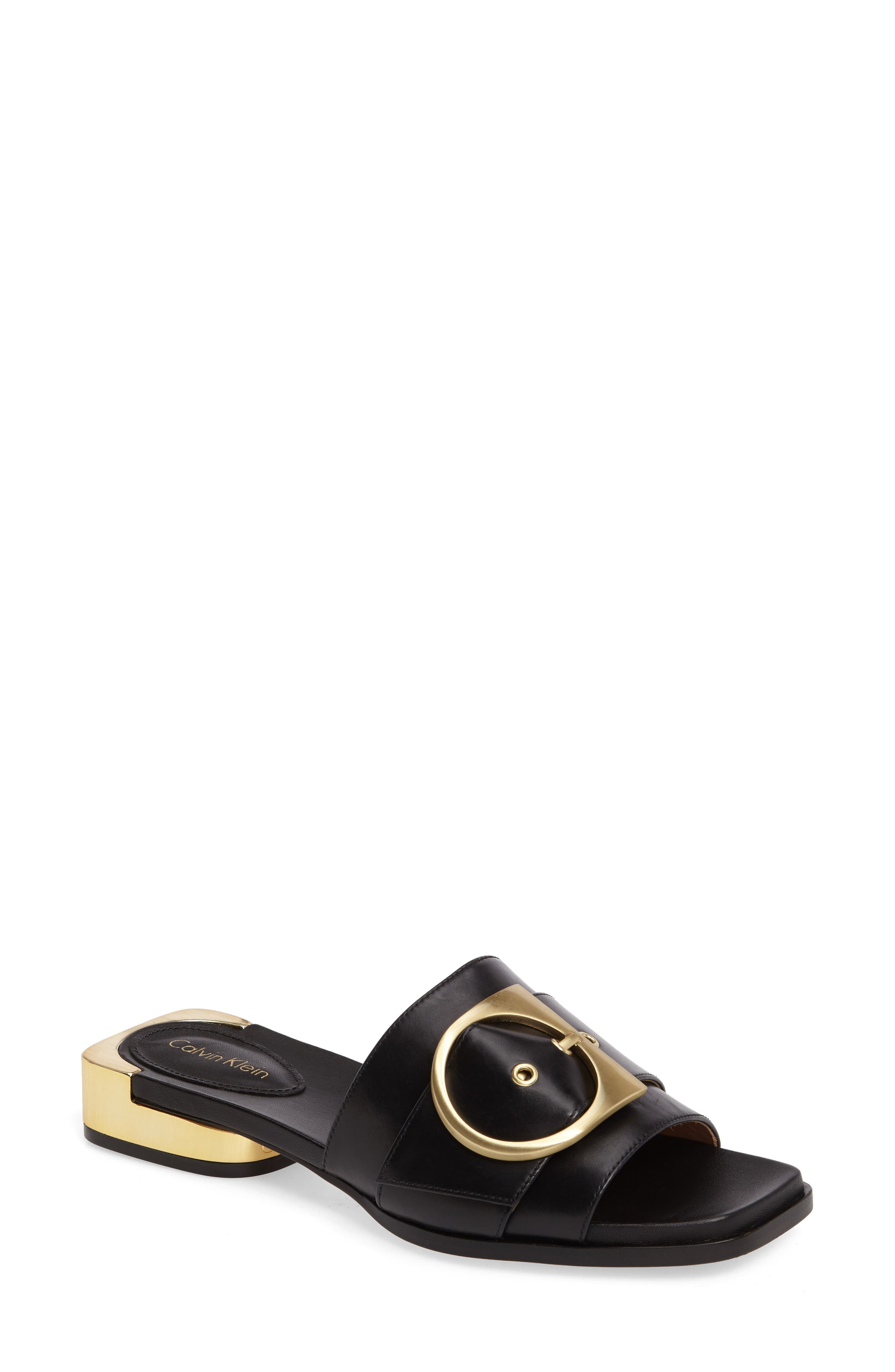 Calvin Klein Anthea Slide Sandal (Women)