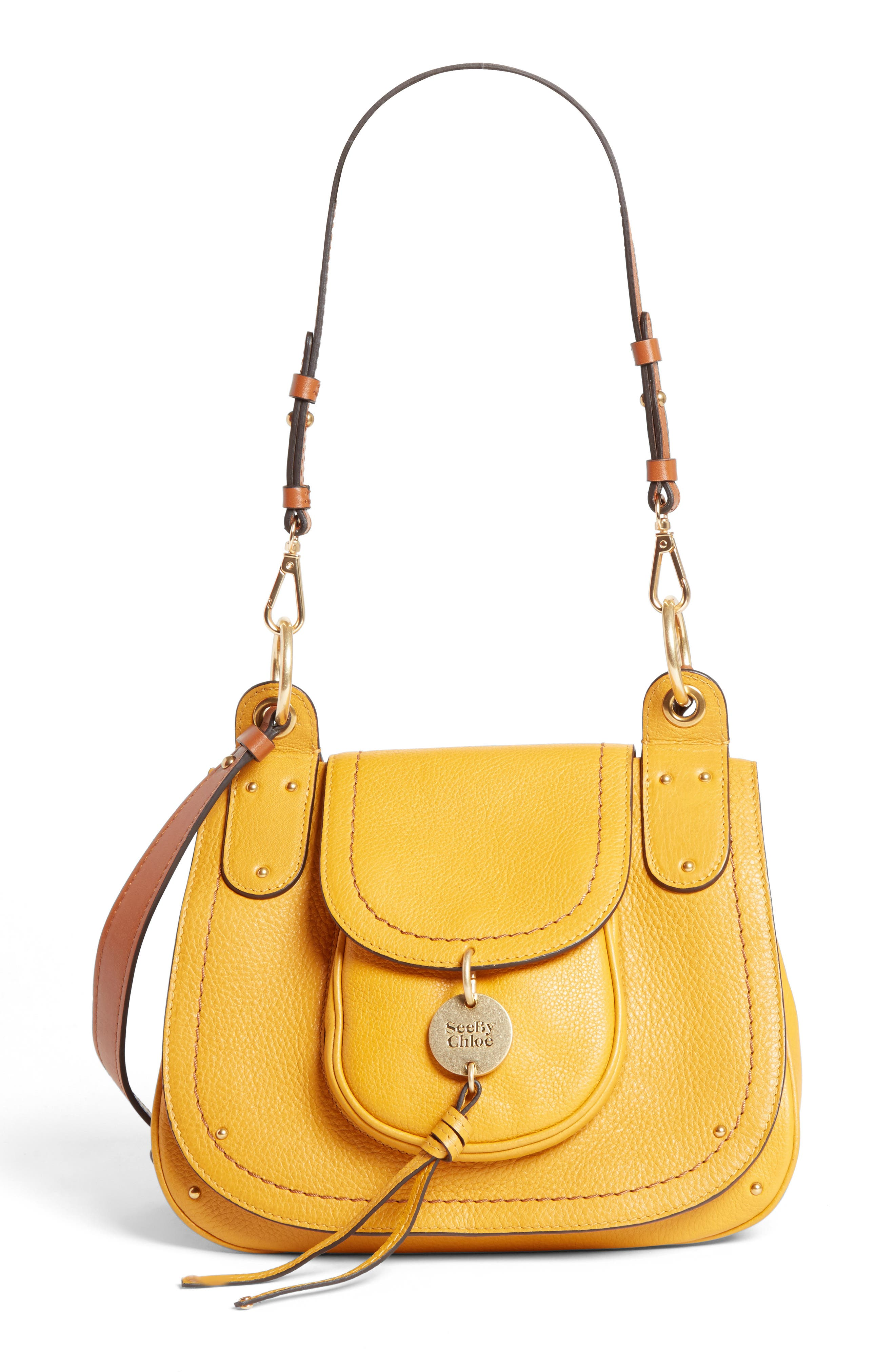 See by Chloé Susie Leather Shoulder Bag