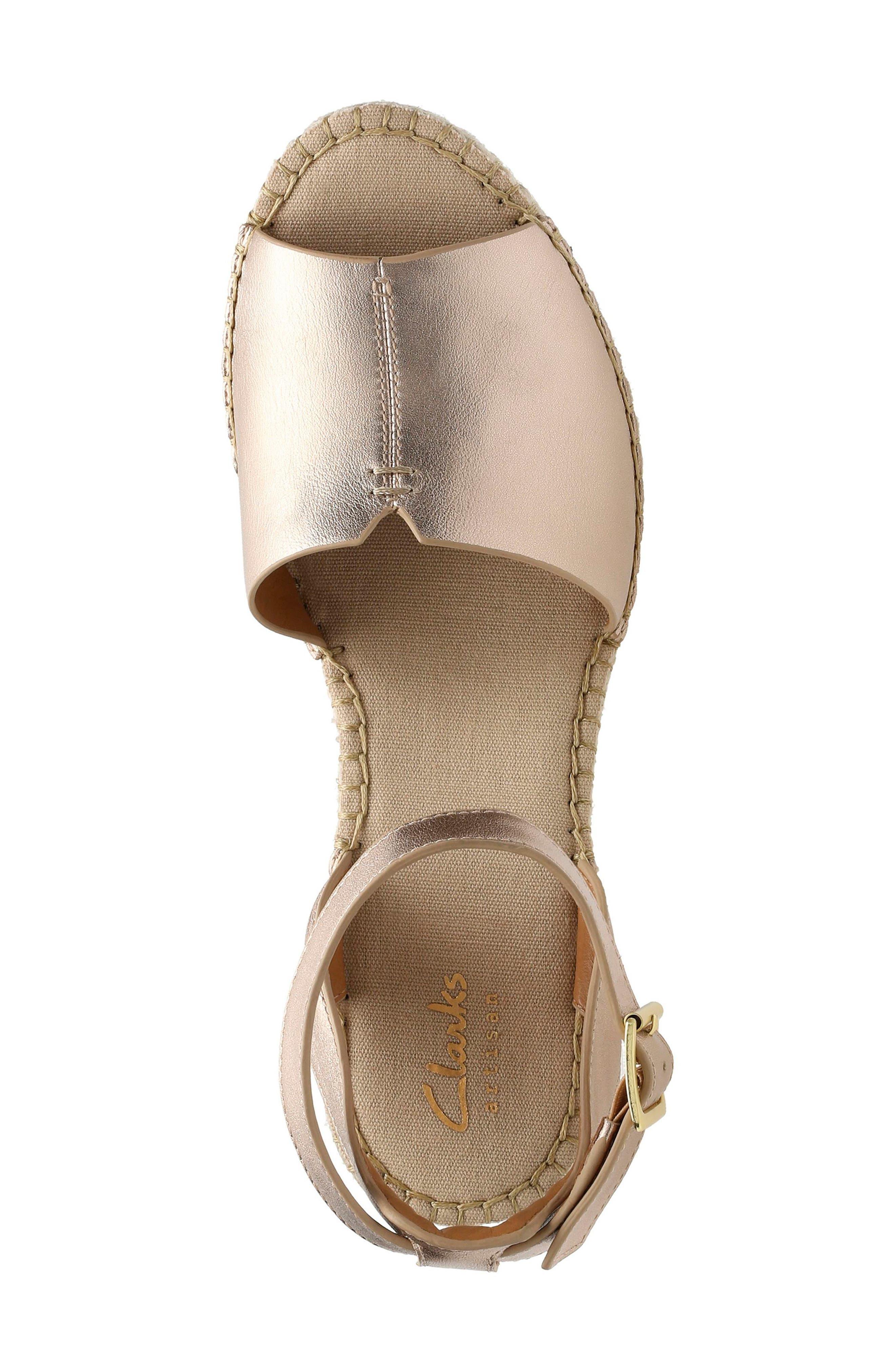 Alternate Image 5  - Clarks® 'Petrina Selma' Sandal (Women)
