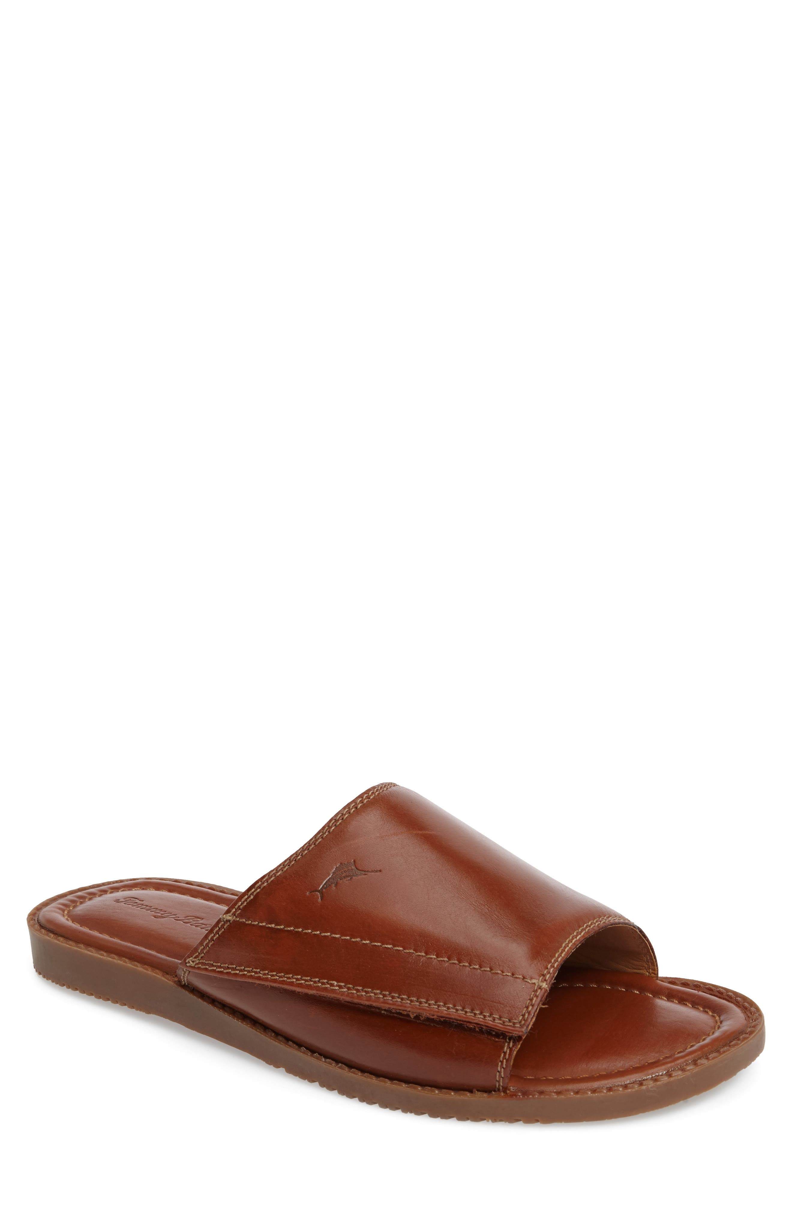 Tommy Bahama Anchors Wharf Slide Sandal (Men)