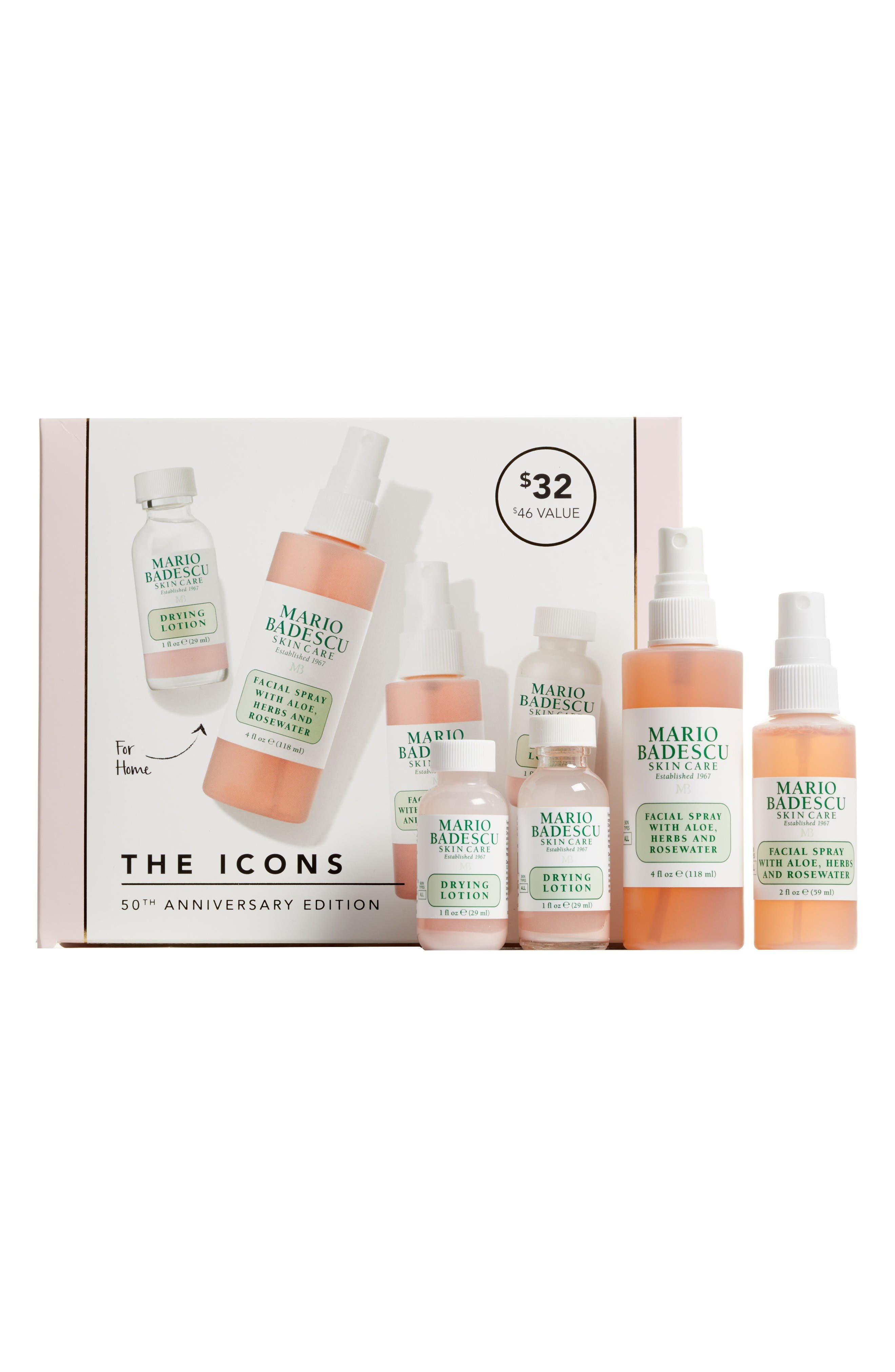 Alternate Image 2  - Mario Badescu The Icons Home & Away Collection ($46 Value)