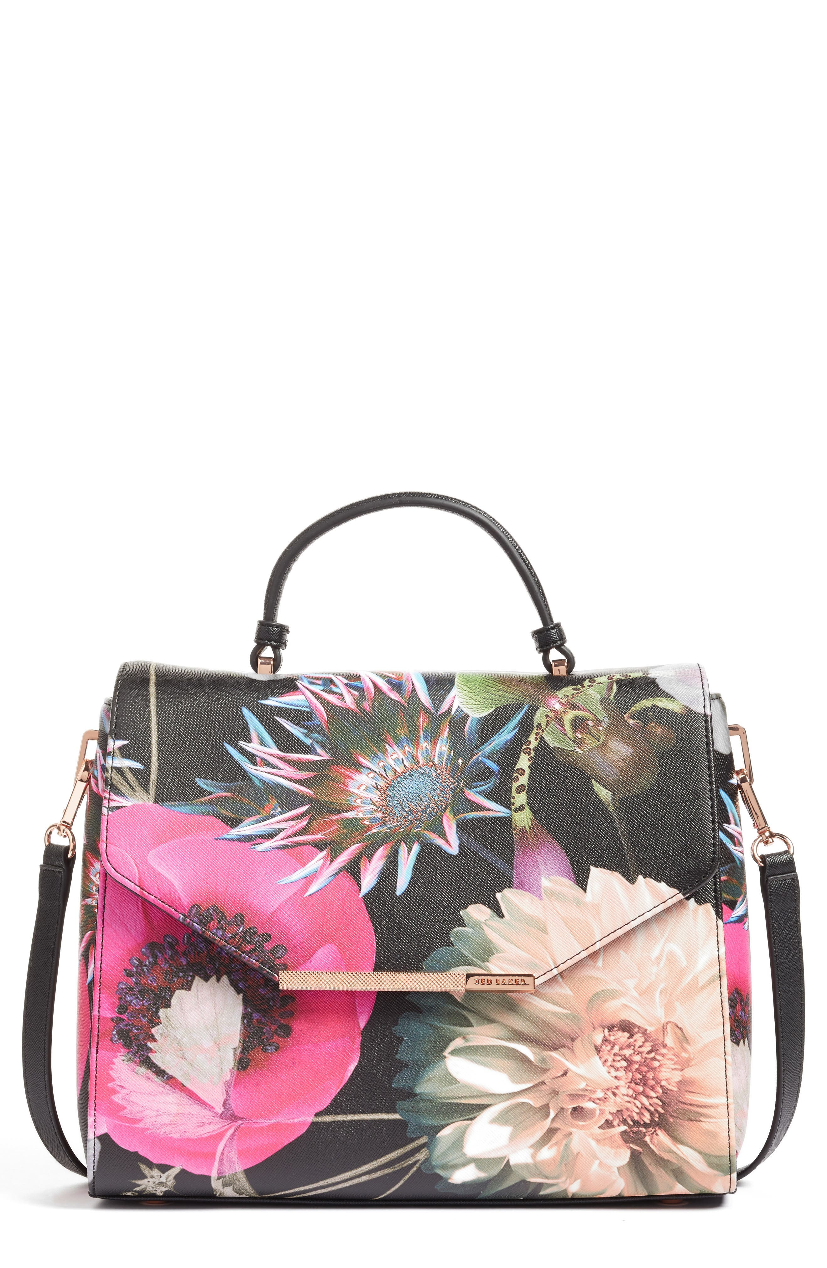 Ted Baker London Large Paulet Neon Tote (Nordstrom Exclusive)