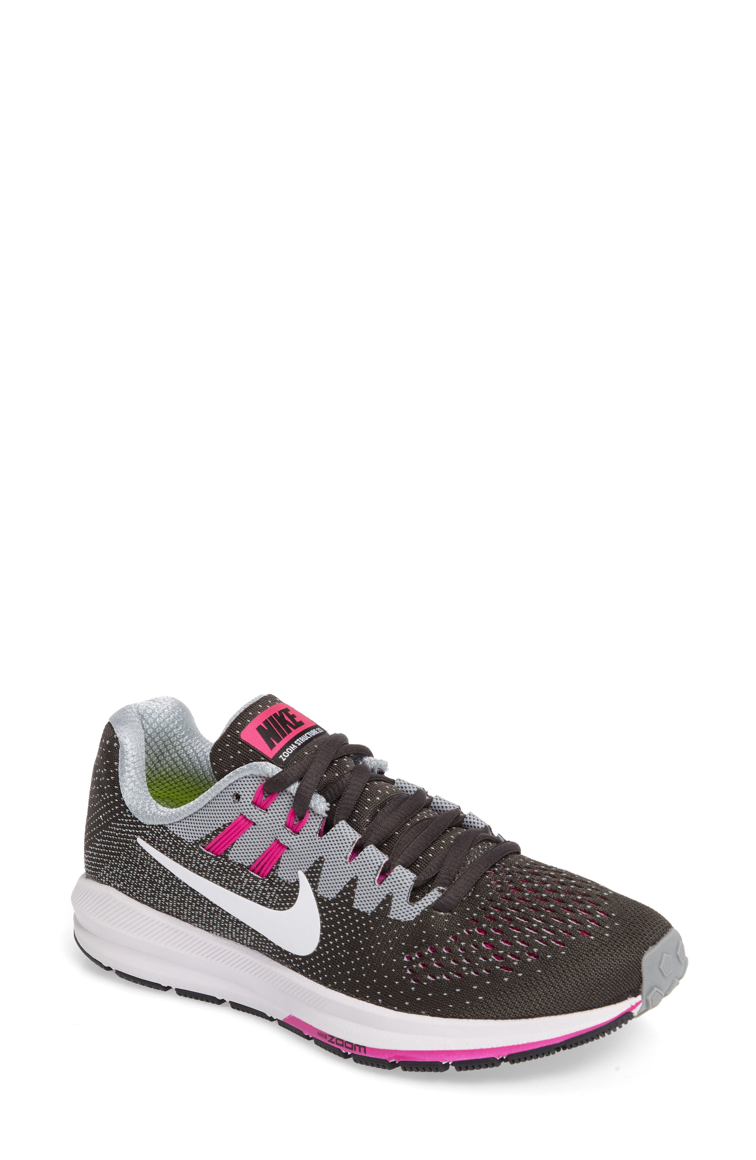 Nike Air Zoom Structure 20 Running Shoe (Women)