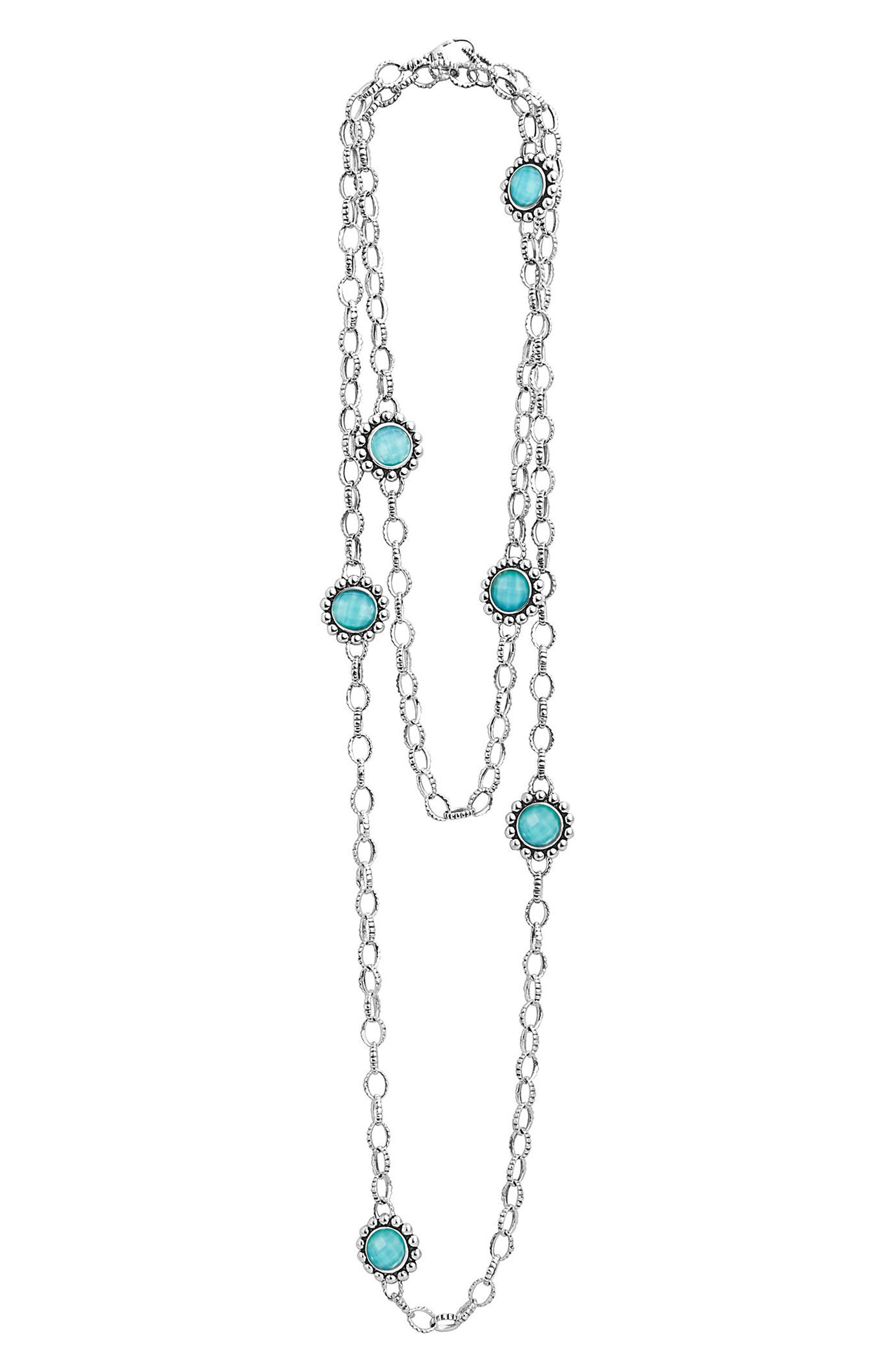 Alternate Image 3  - LAGOS 'Maya' Long Station Necklace