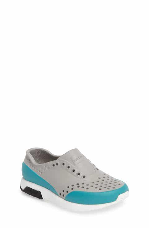 Native Shoes Lennox Block Slip-On Sneaker (Baby, Walker, Toddler   Little Kid)