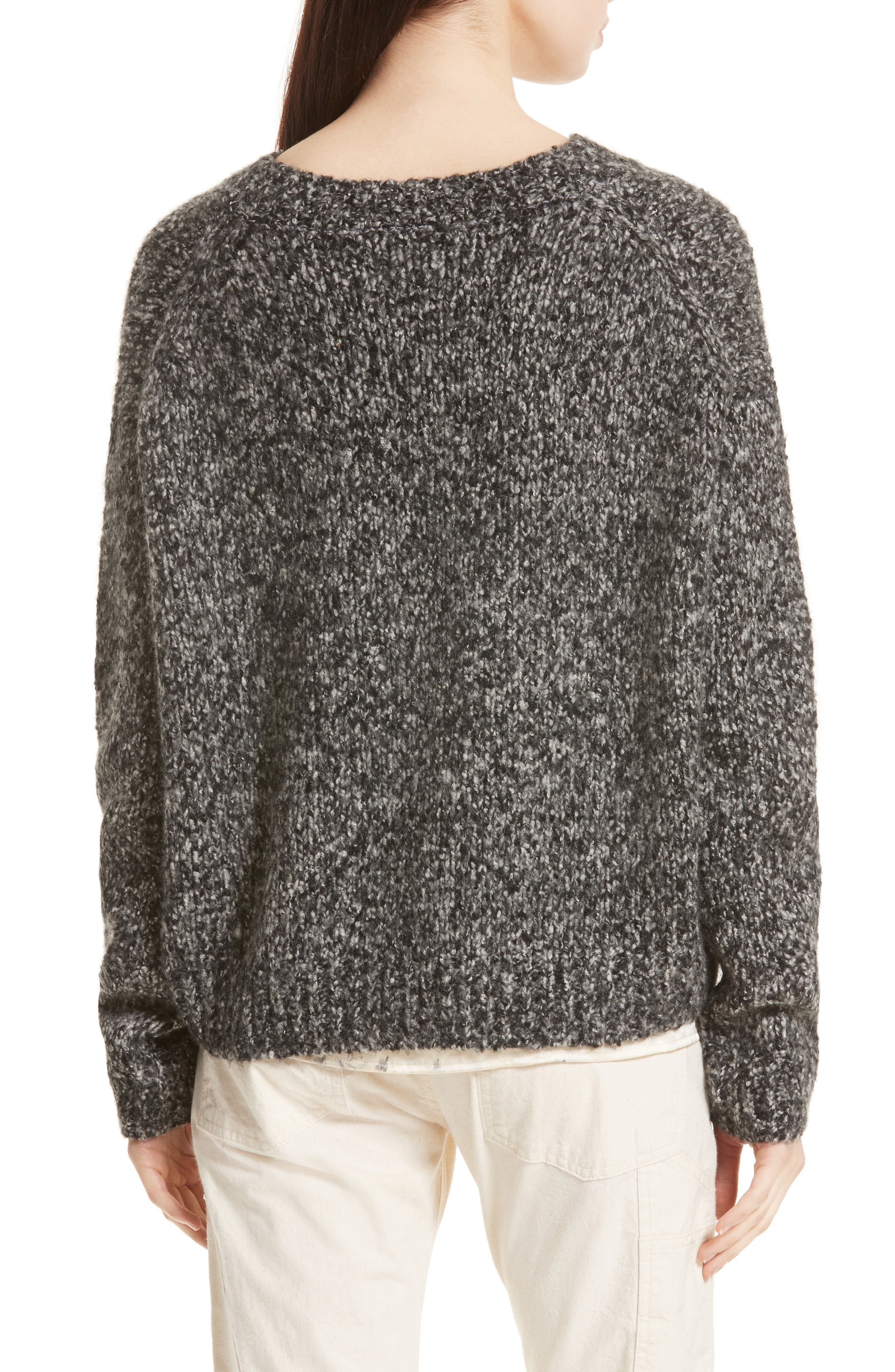 Alternate Image 2  - Vince Chunky Knit Sweater
