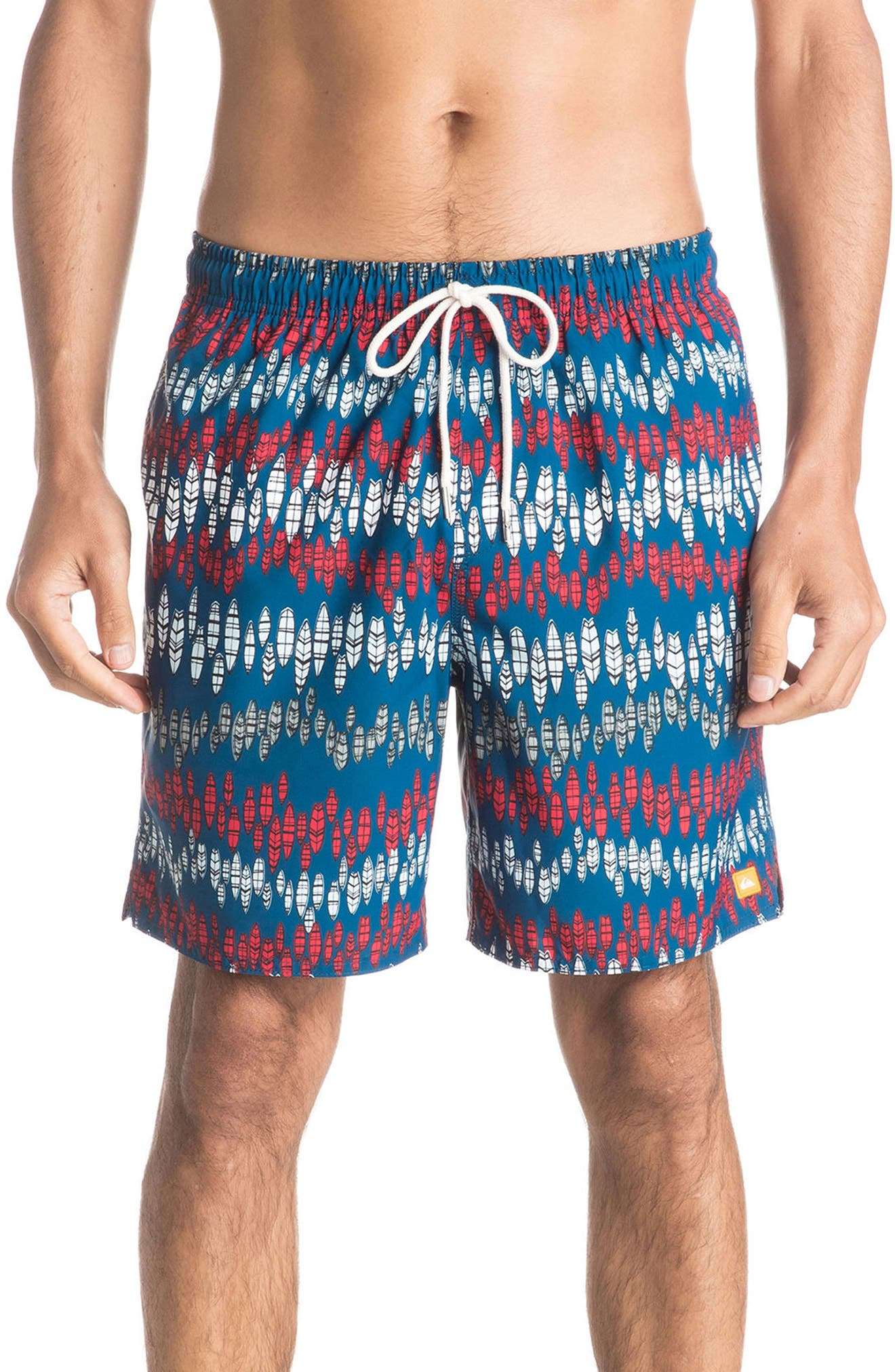 Quiksilver La Bomba Swim Trunks