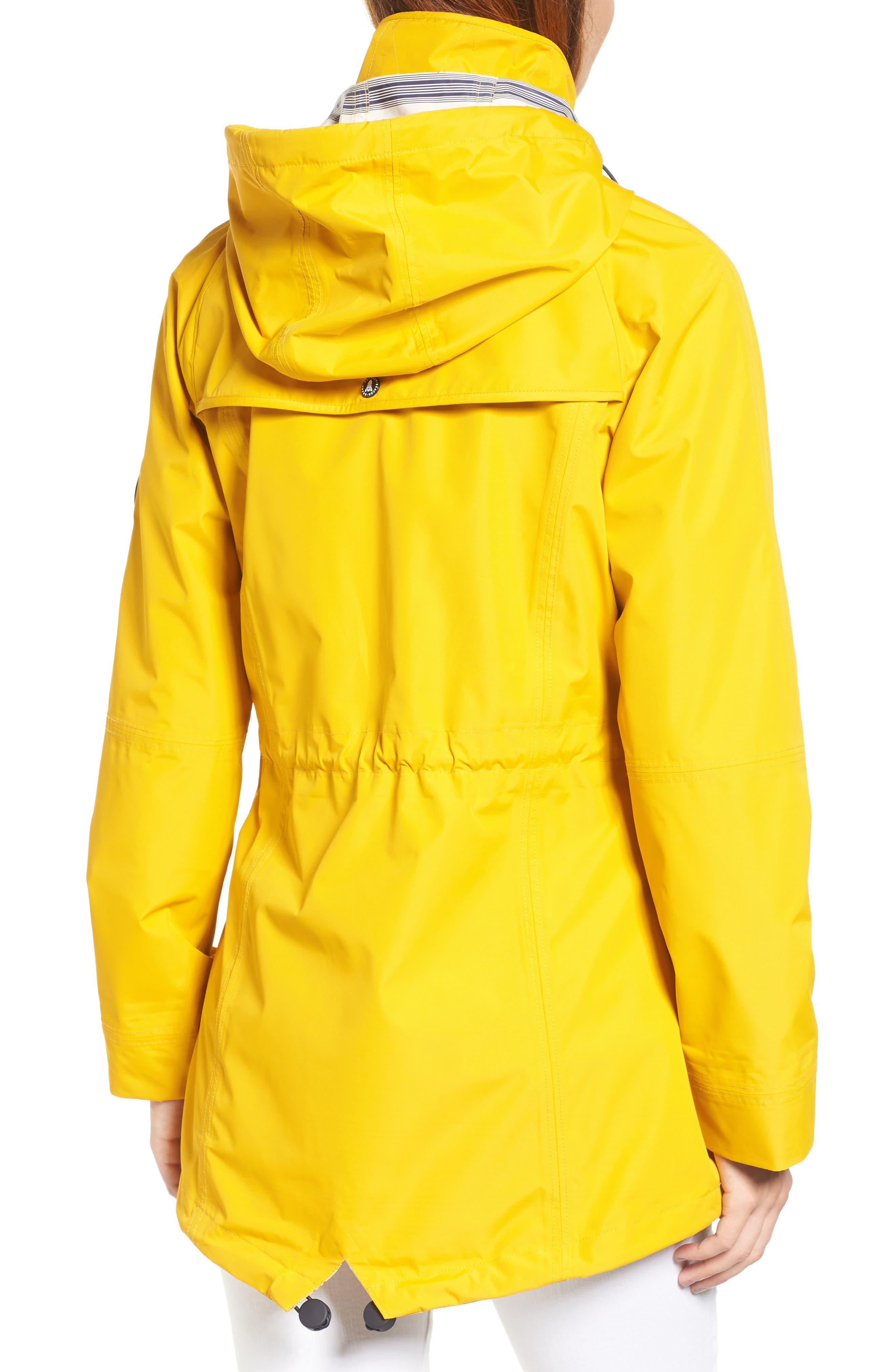 Alternate Image 2  - Barbour Trevose Waterproof Hooded Jacket
