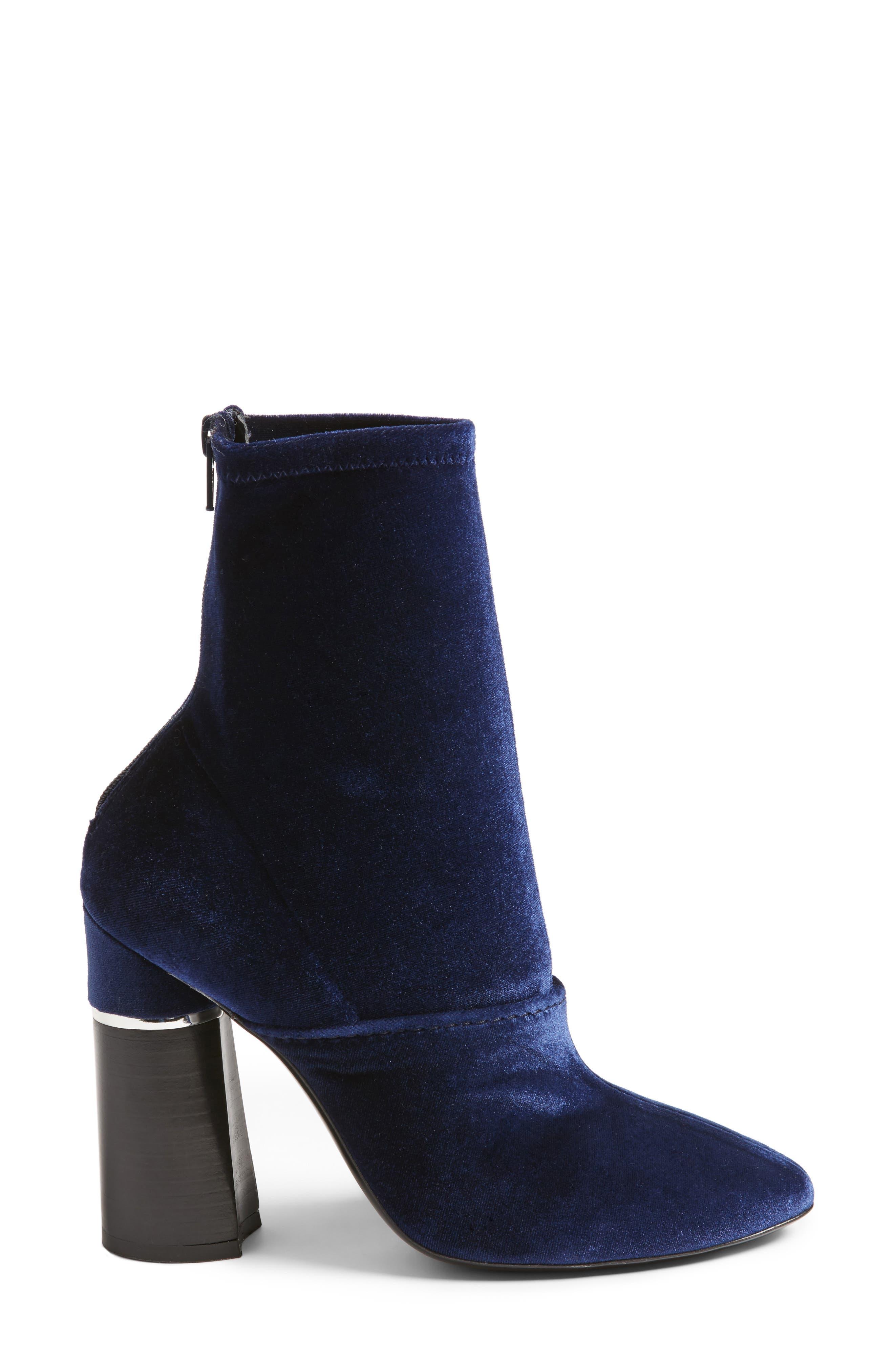 Alternate Image 3  - 3.1 Phillip Lim 'Kyoto' Crushed Velvet Boot (Women)
