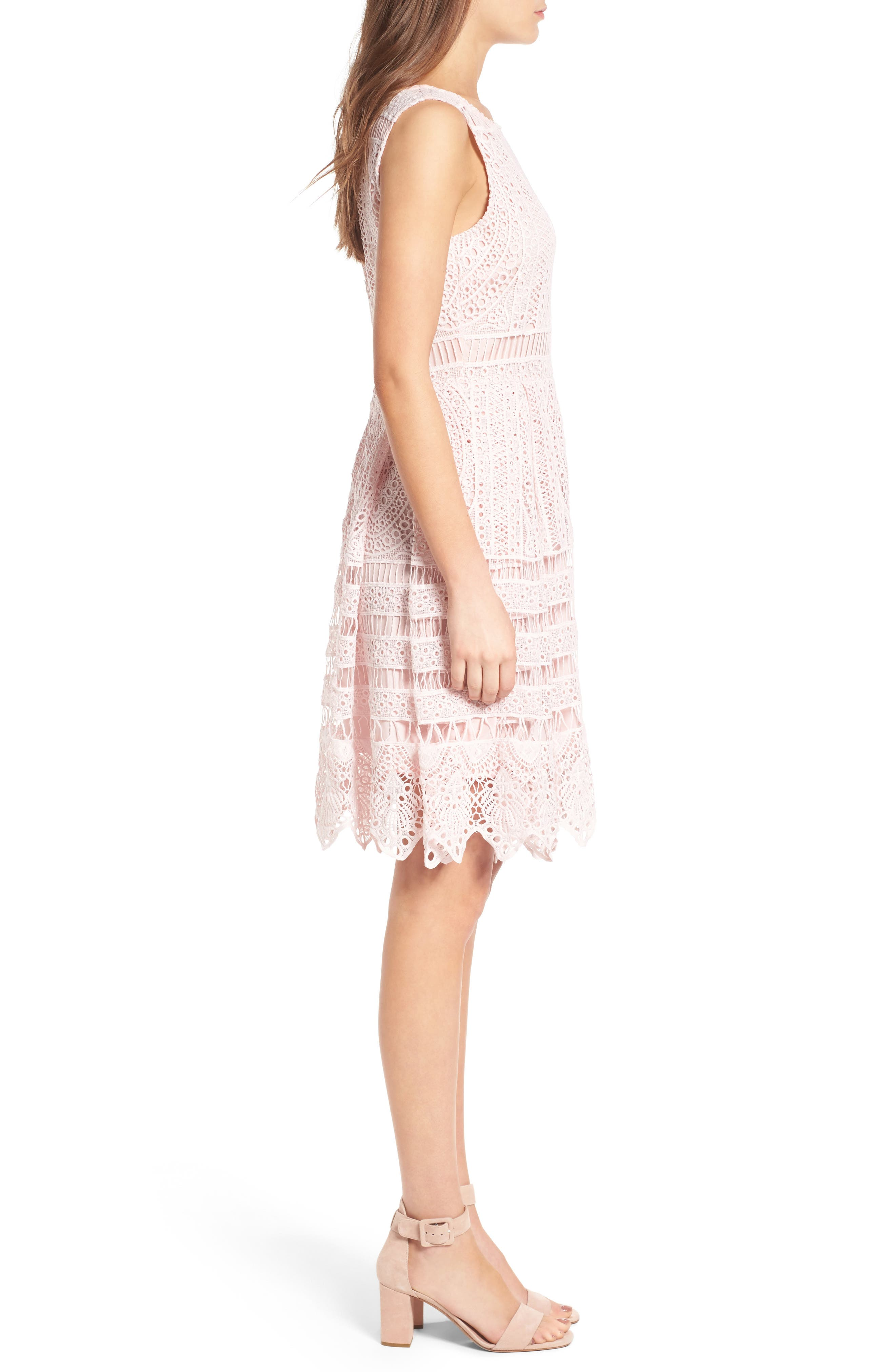 Alternate Image 3  - cupcakes and cashmere Summers Sheath Dress