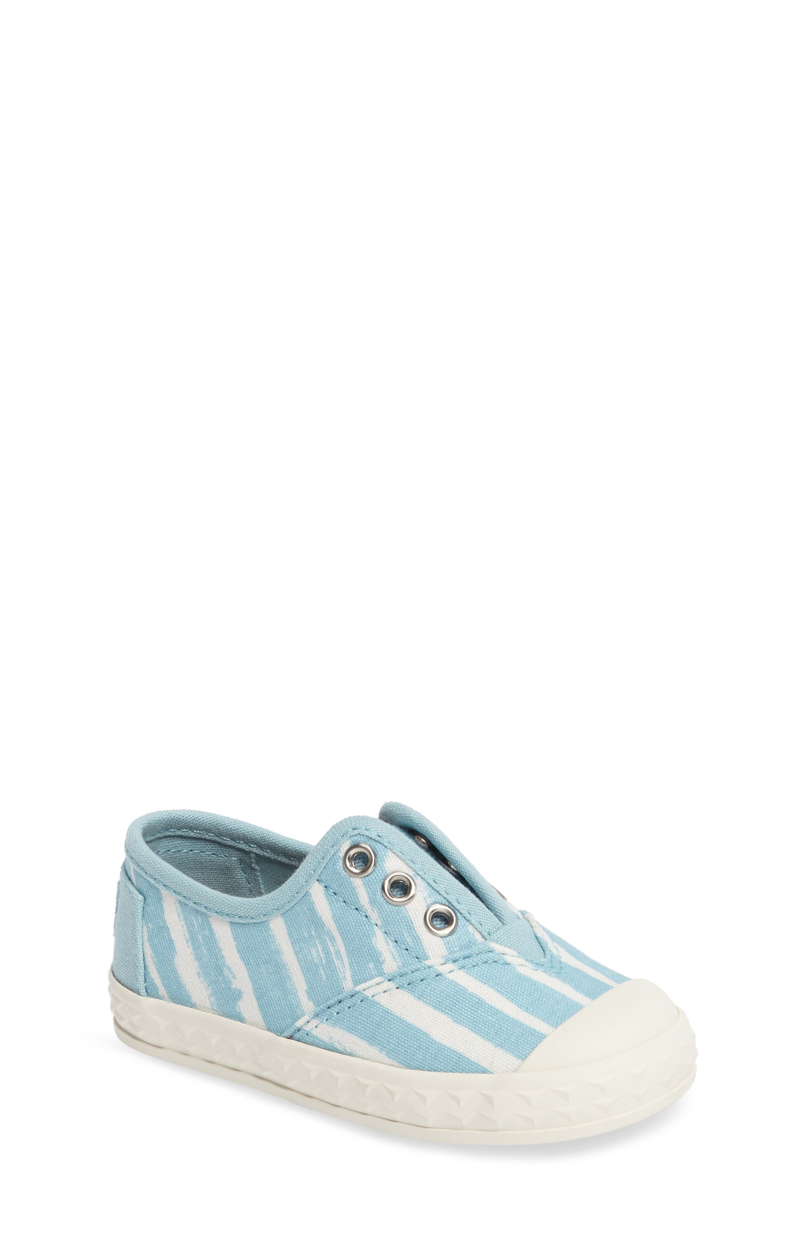 TOMS Zuma Slip-On Sneaker (Baby, Walker & Toddler)