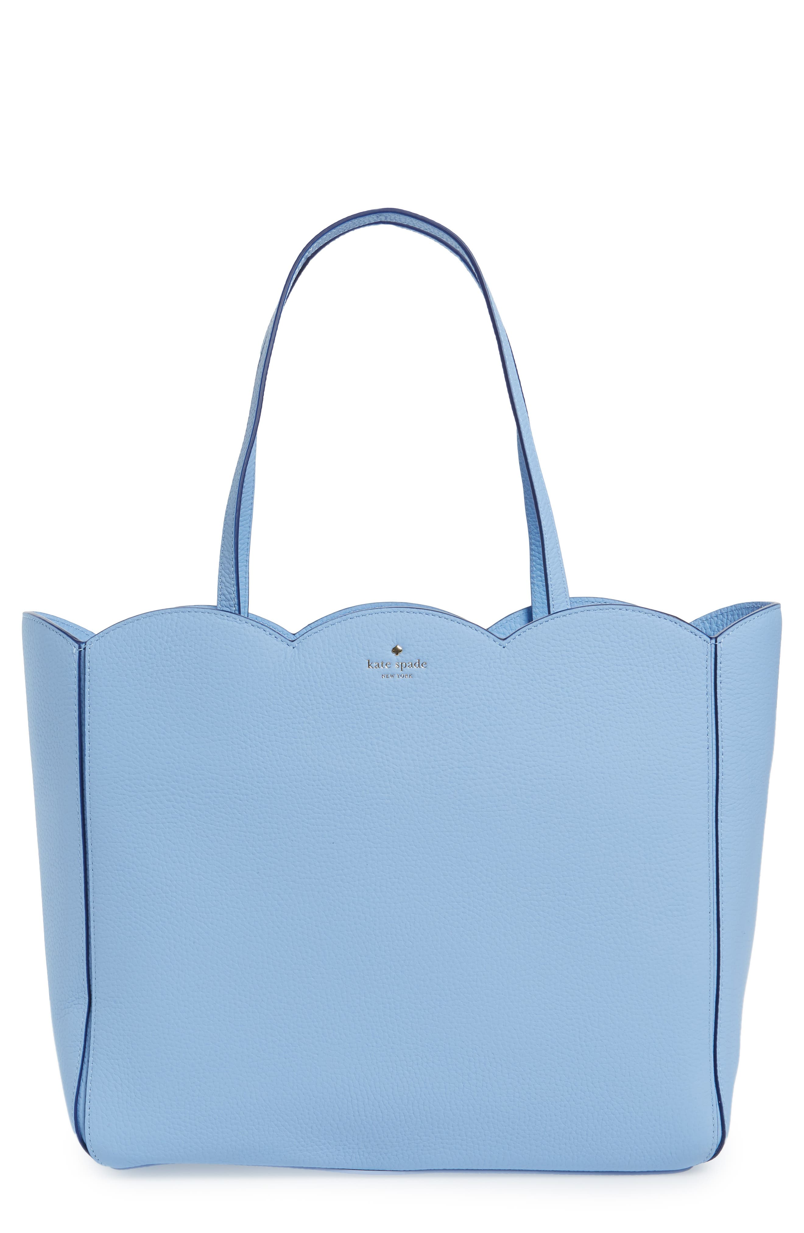 Main Image - kate spade new york leewood place - rainn leather tote
