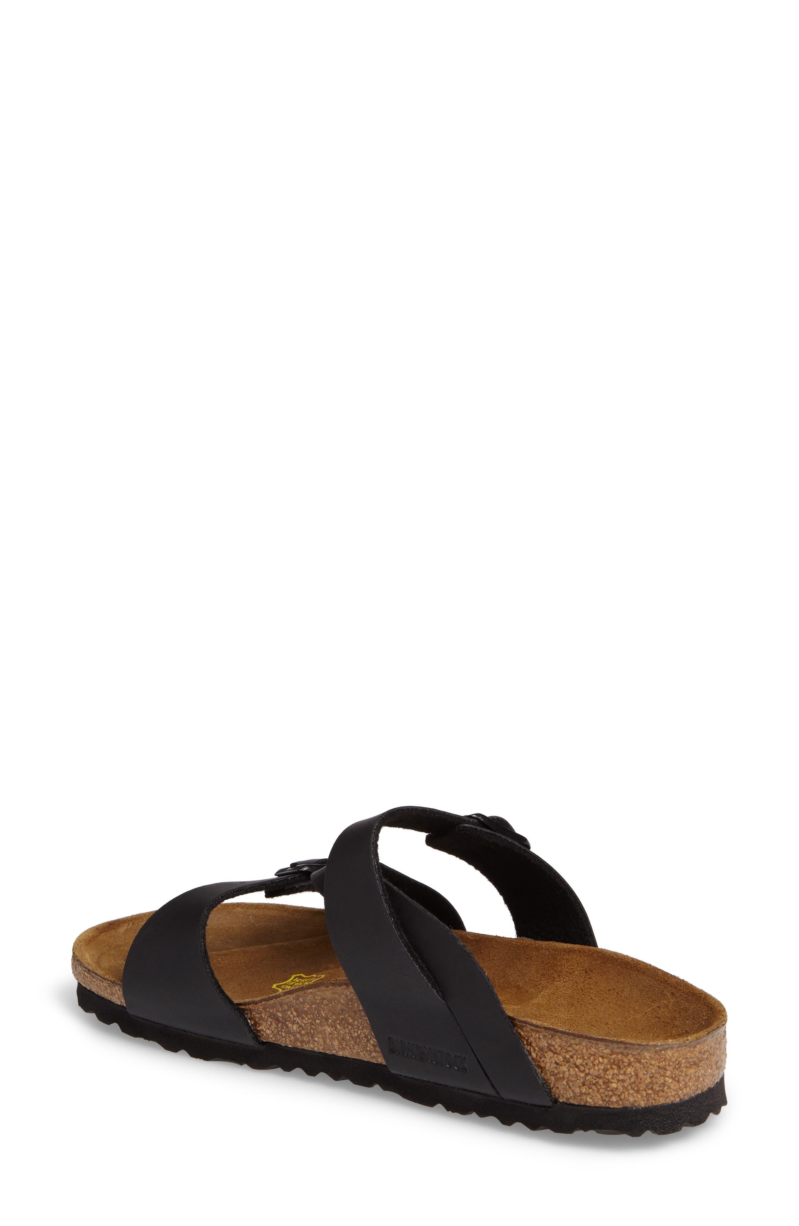 Alternate Image 2  - Birkenstock Salina Slide Sandal (Women)