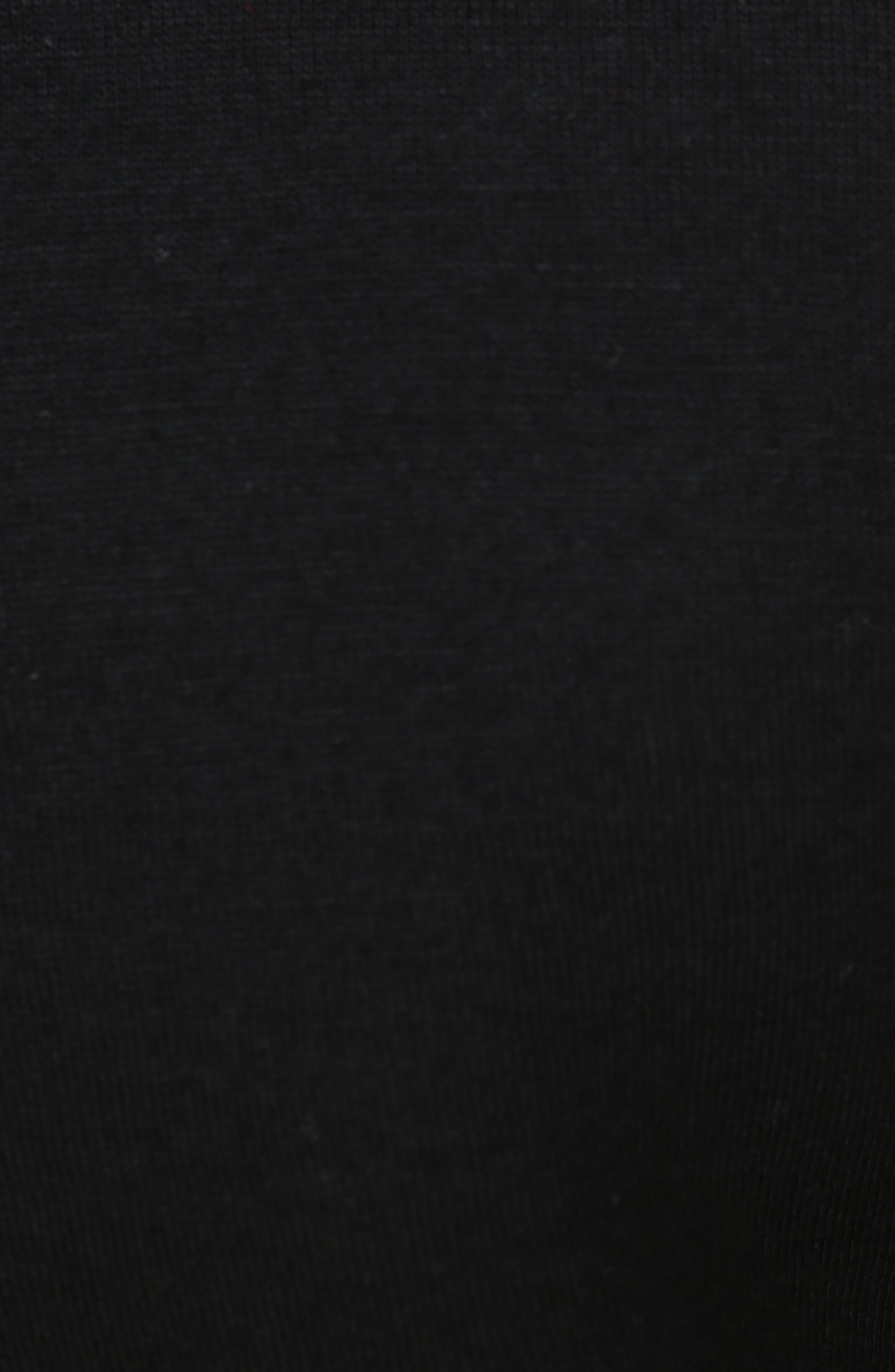 Alternate Image 3  - Givenchy Neoprene & Leather Hooded Moto Jacket