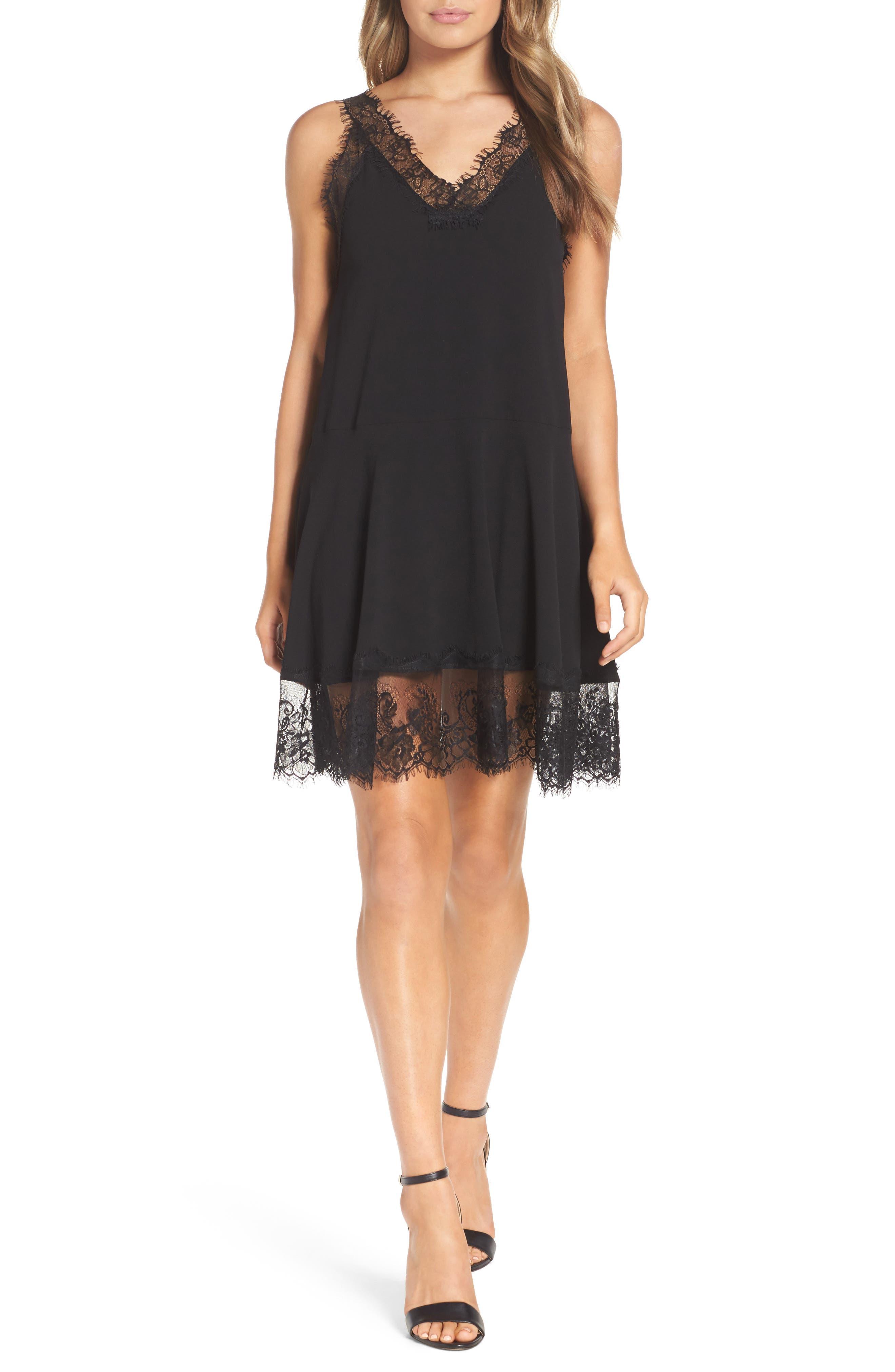 19 Cooper Lace Shift Dress