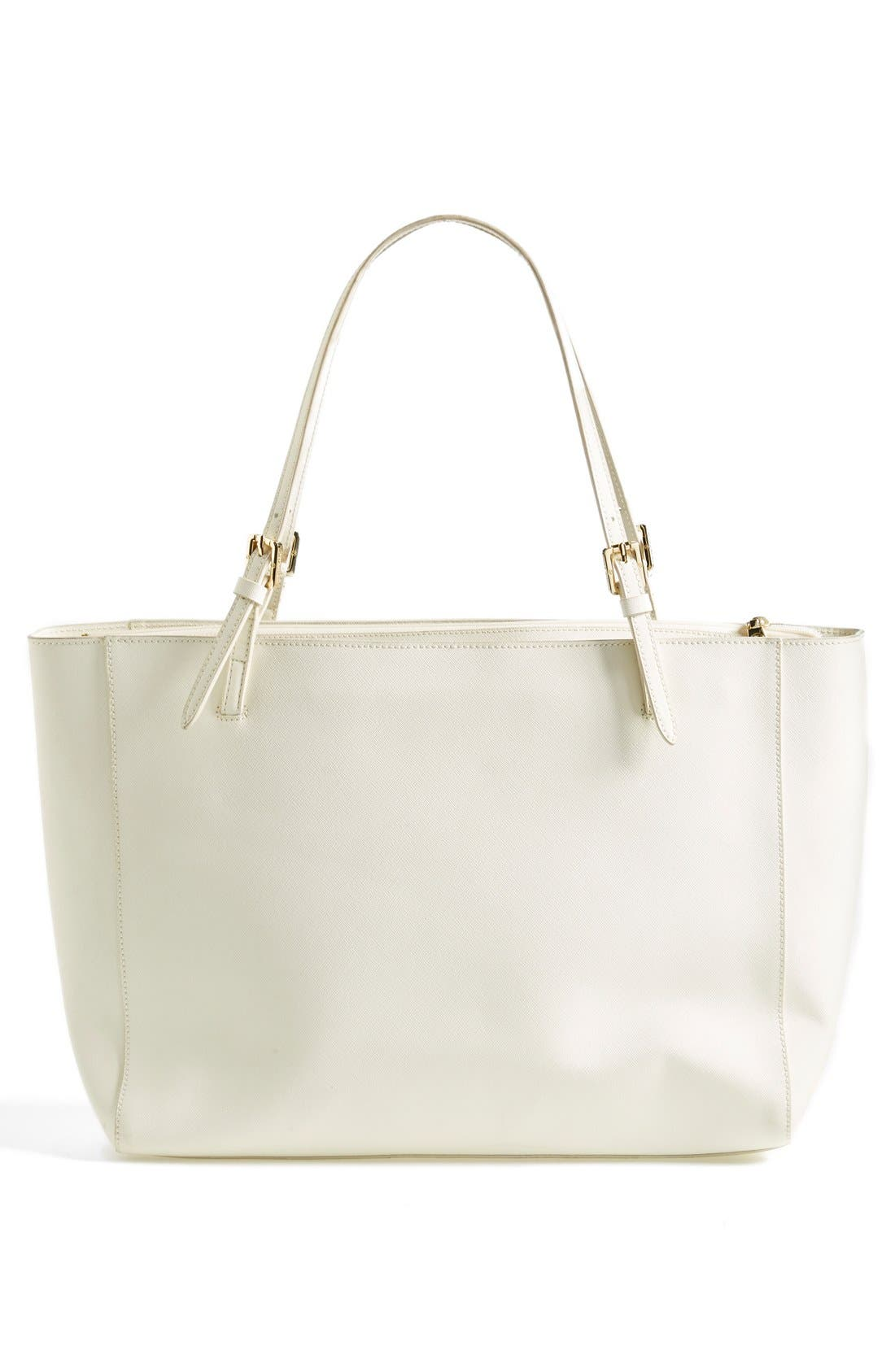 Alternate Image 5  - Tory Burch 'York' Buckle Tote