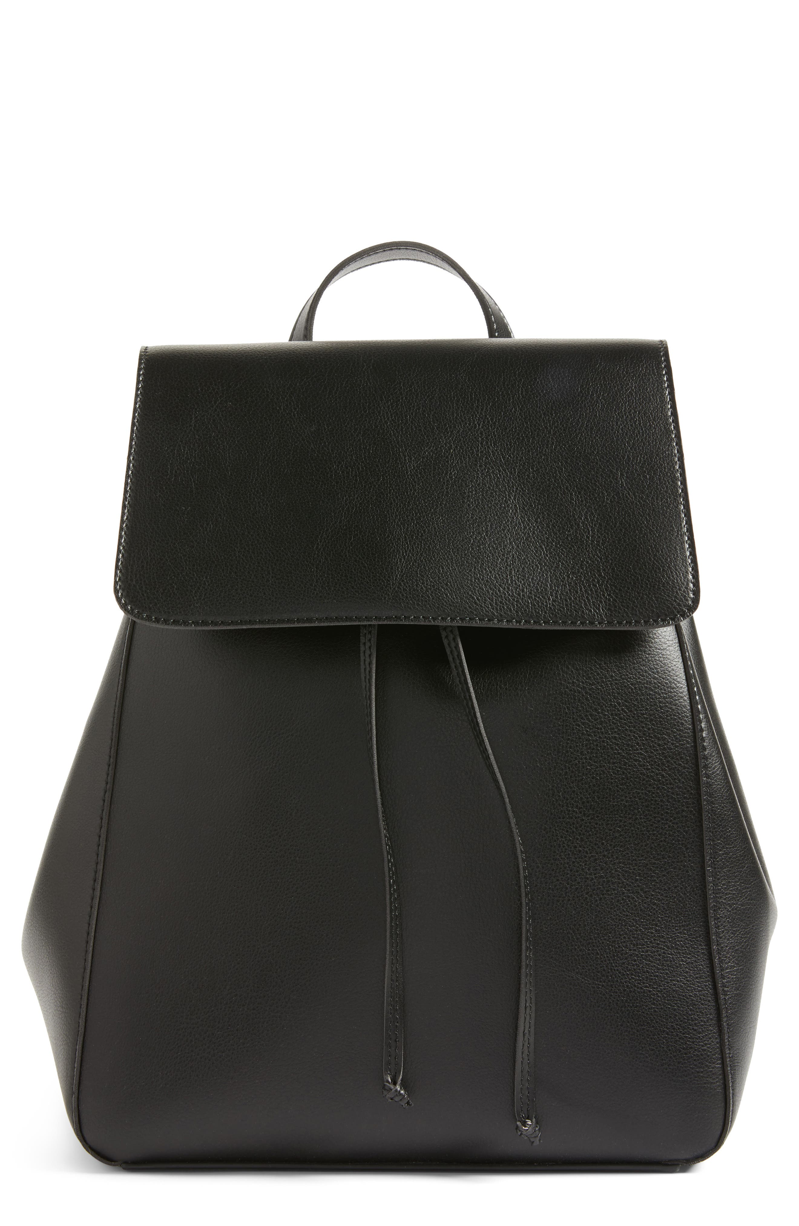Sole Society Ivan Faux Leather Backpack