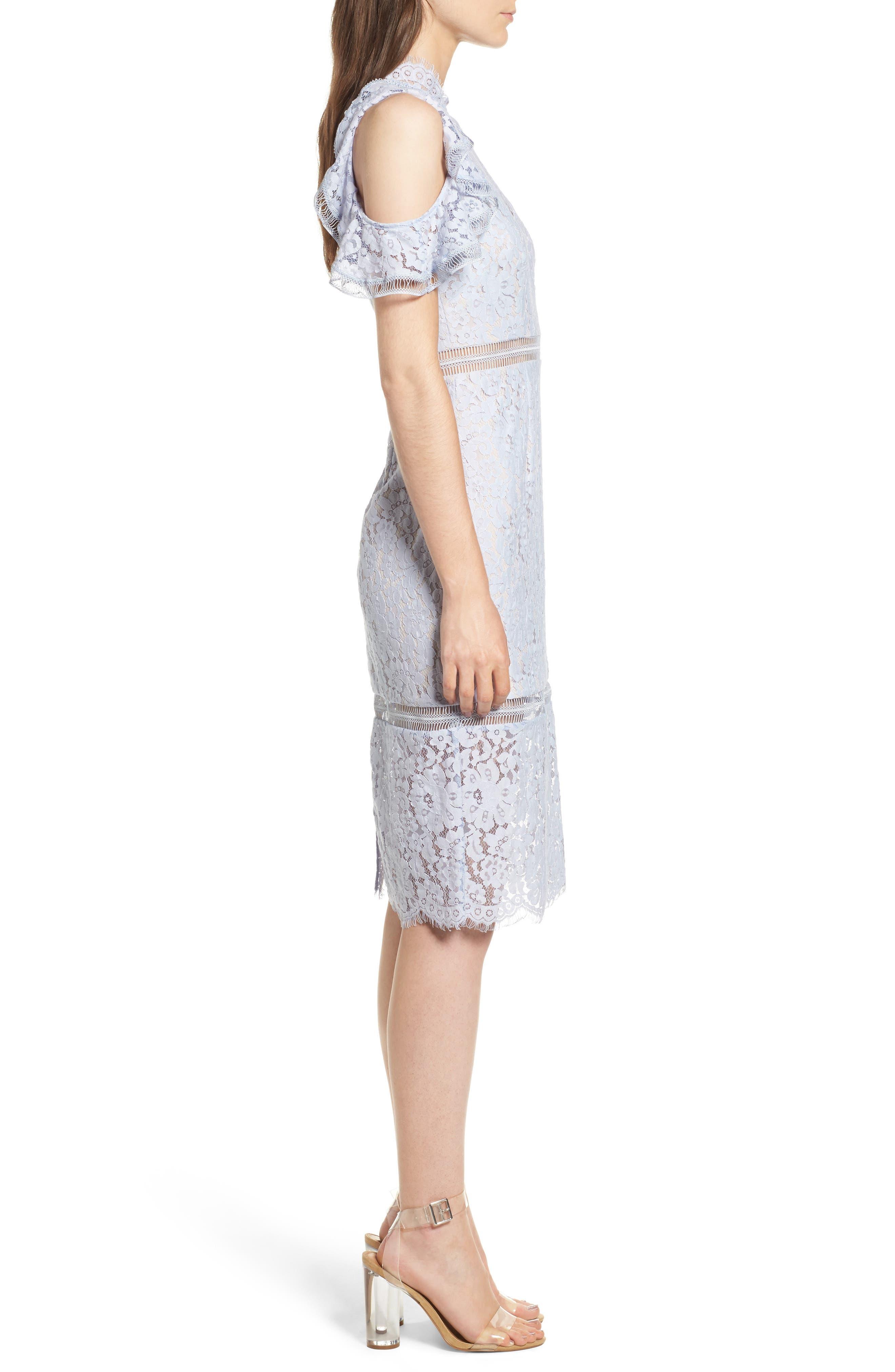 Alternate Image 4  - Keepsake the Label Oblivion Lace Dress