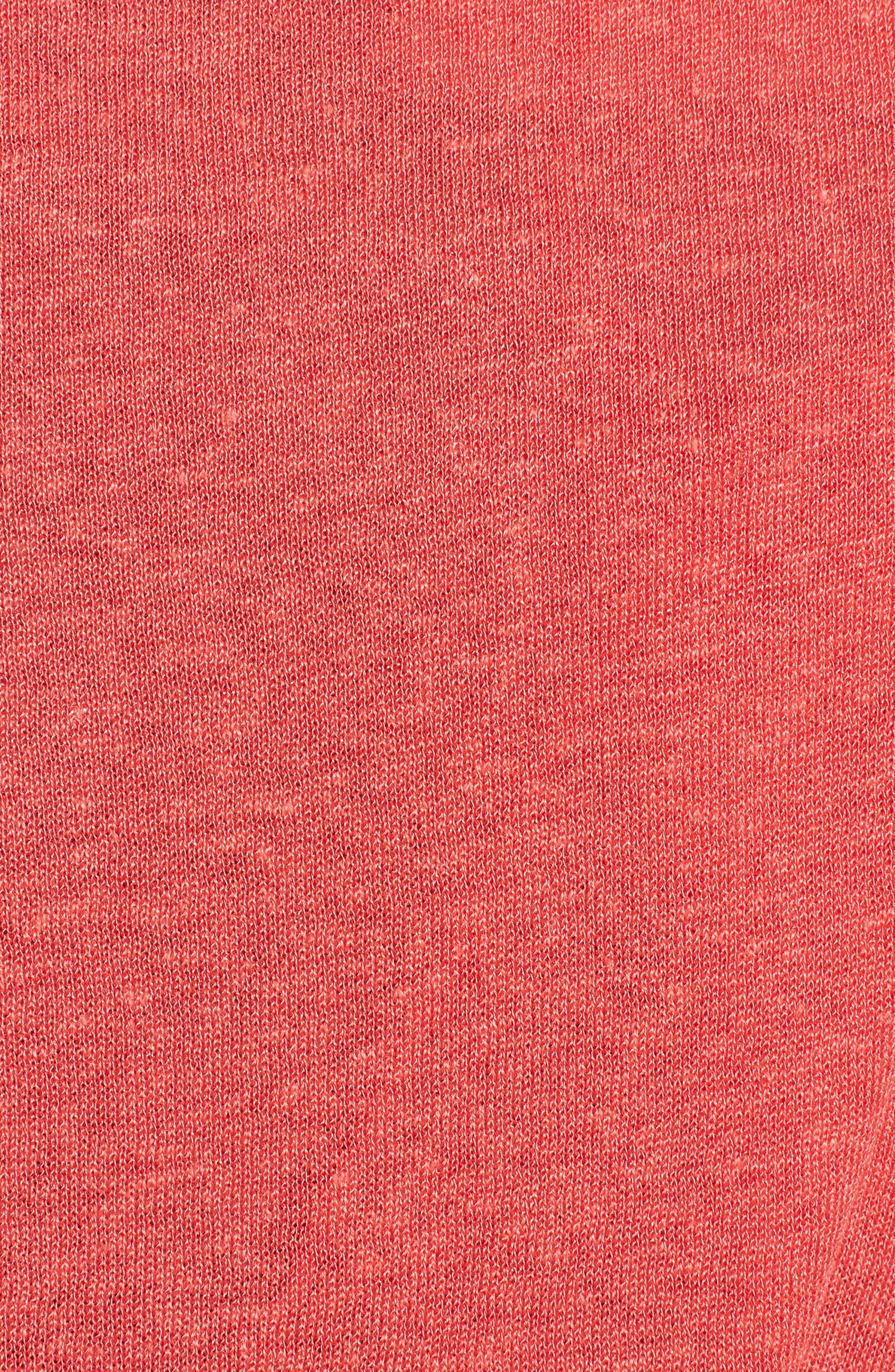 Alternate Image 5  - NIC+ZOE '4-Way' Convertible Three Quarter Sleeve Cardigan (Regular and Petite)