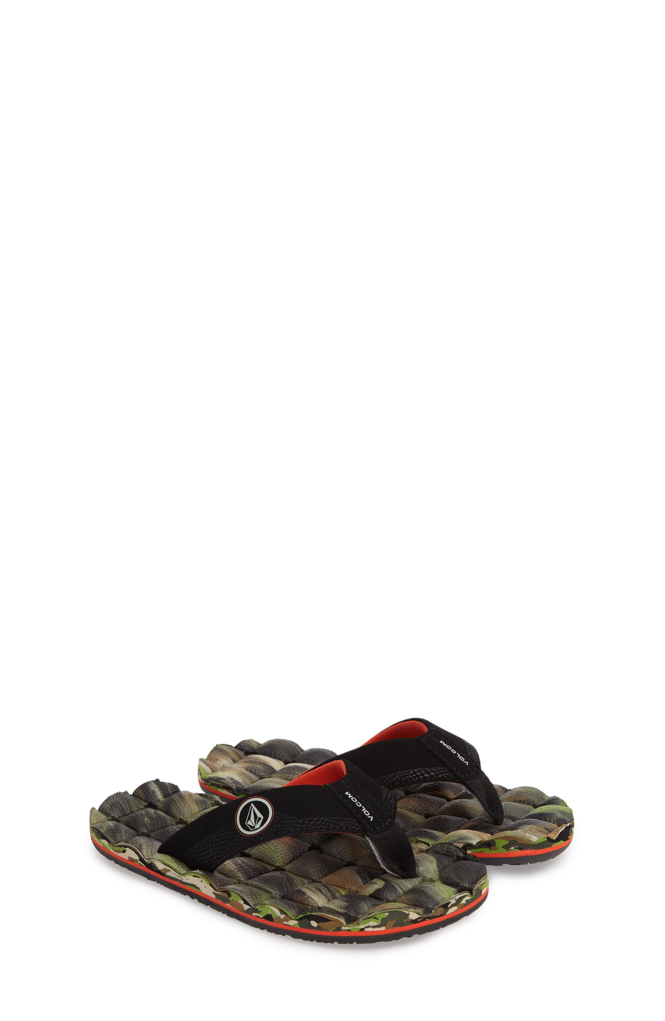 Volcom Recliner Flip Flop (Little Kid & Big Kid)