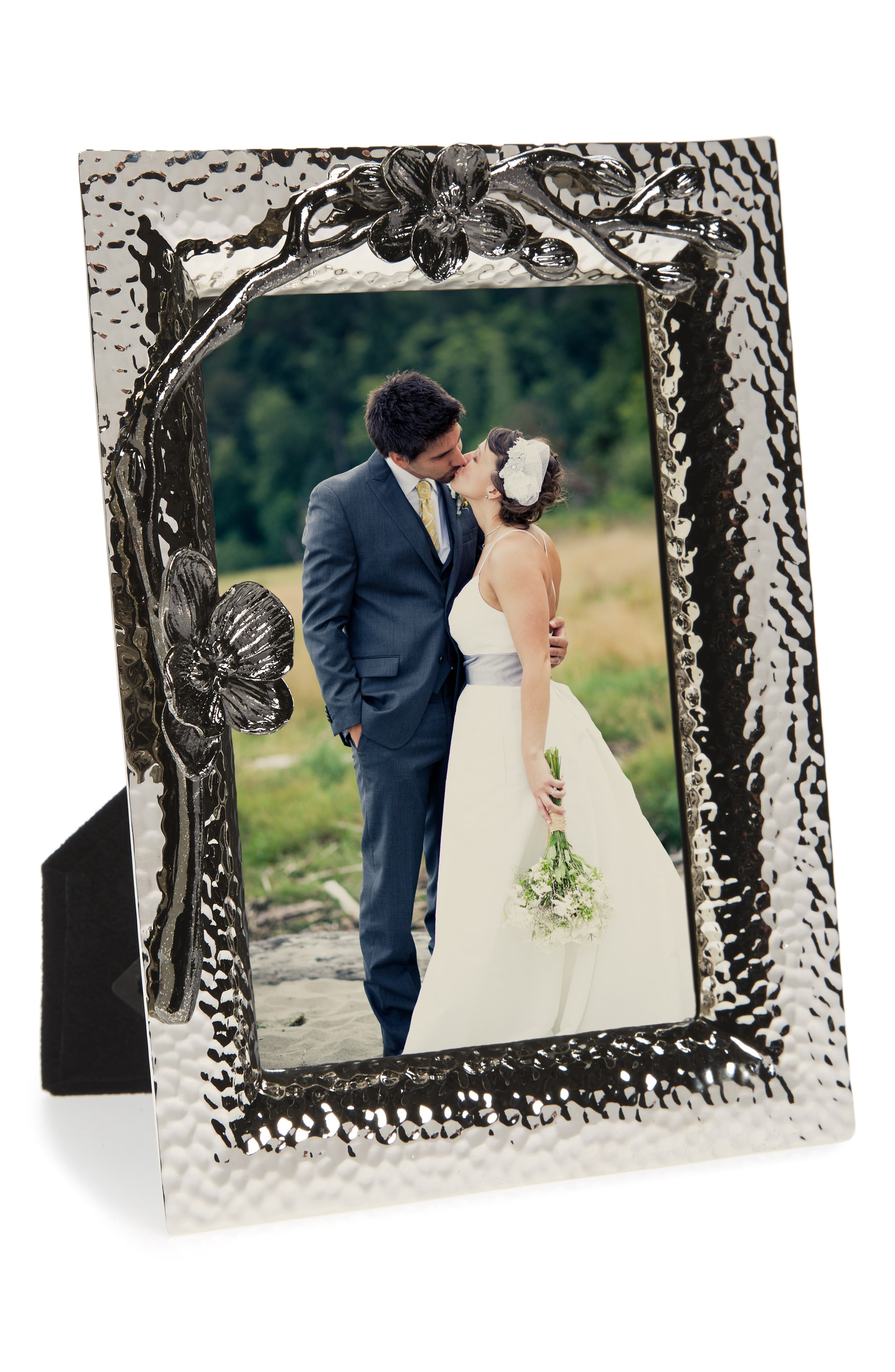 Main Image - Michael Aram Black Orchid Picture Frame