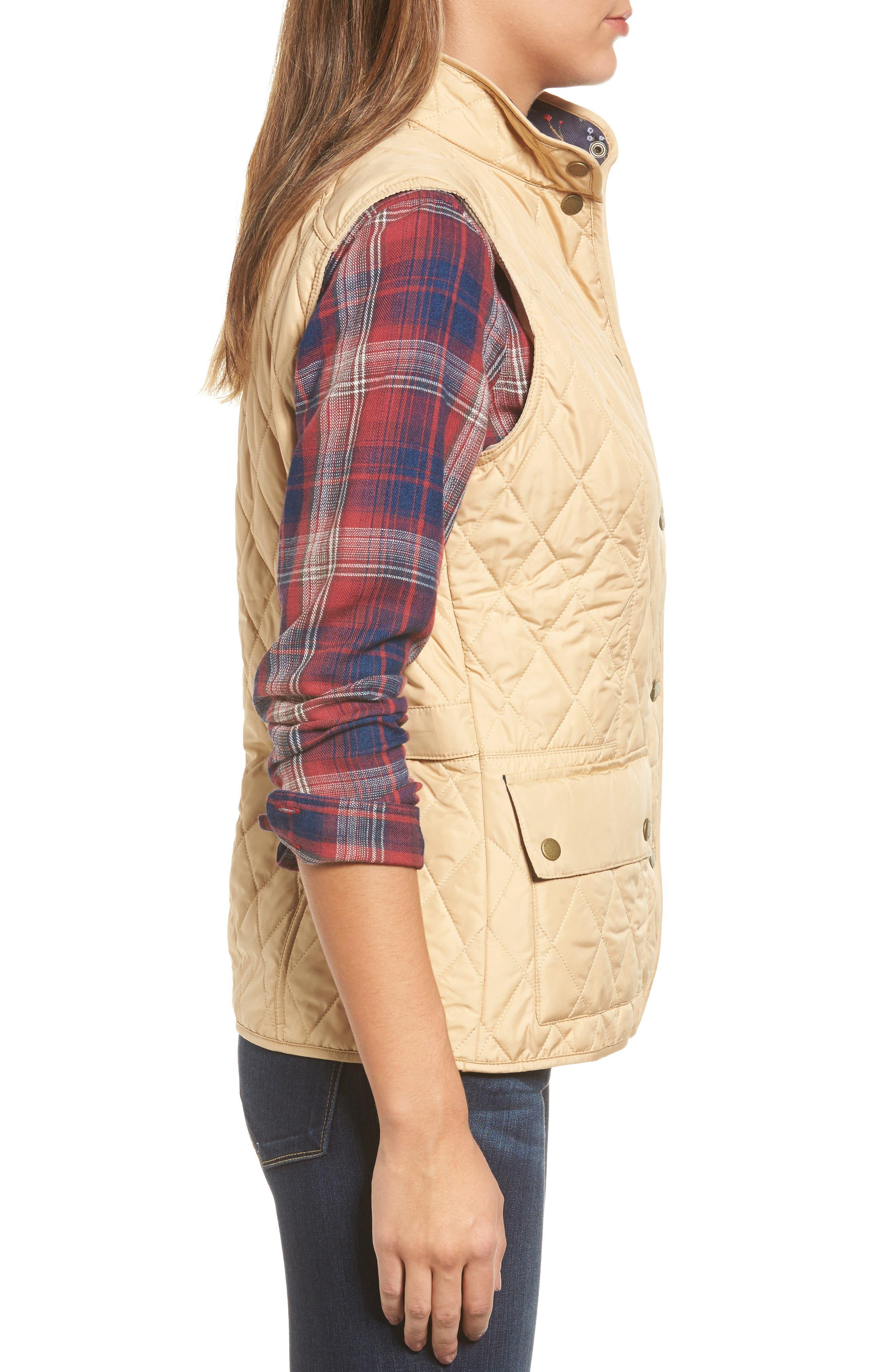 Alternate Image 3  - Barbour 'Saddleworth' Quilted Vest