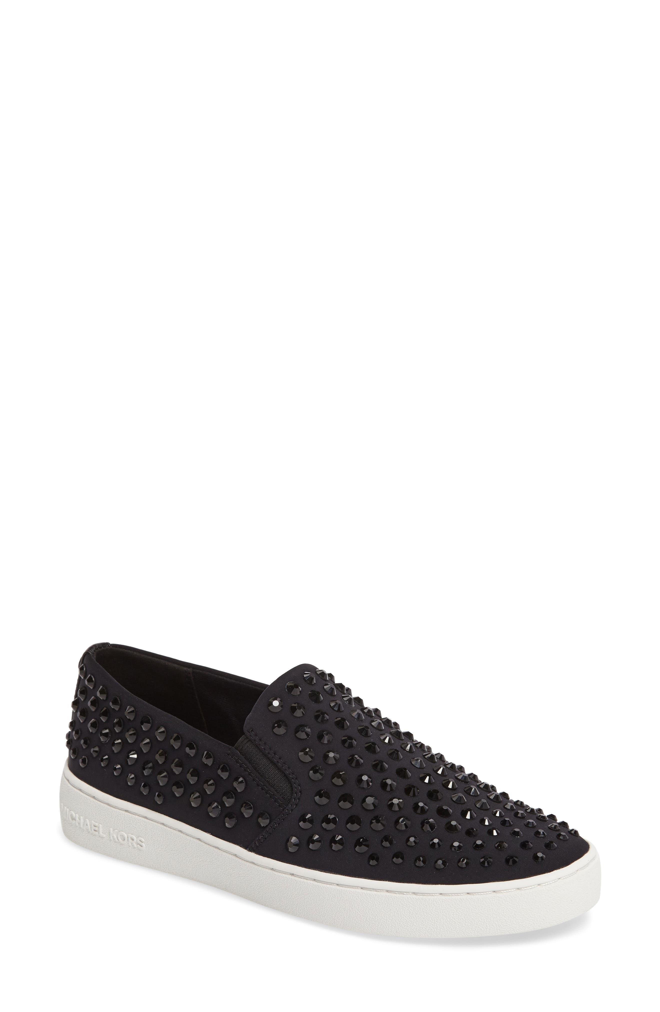 Alternate Image 1 Selected - MICHAEL Michael Kors Keaton Slip-On Sneaker (Women)