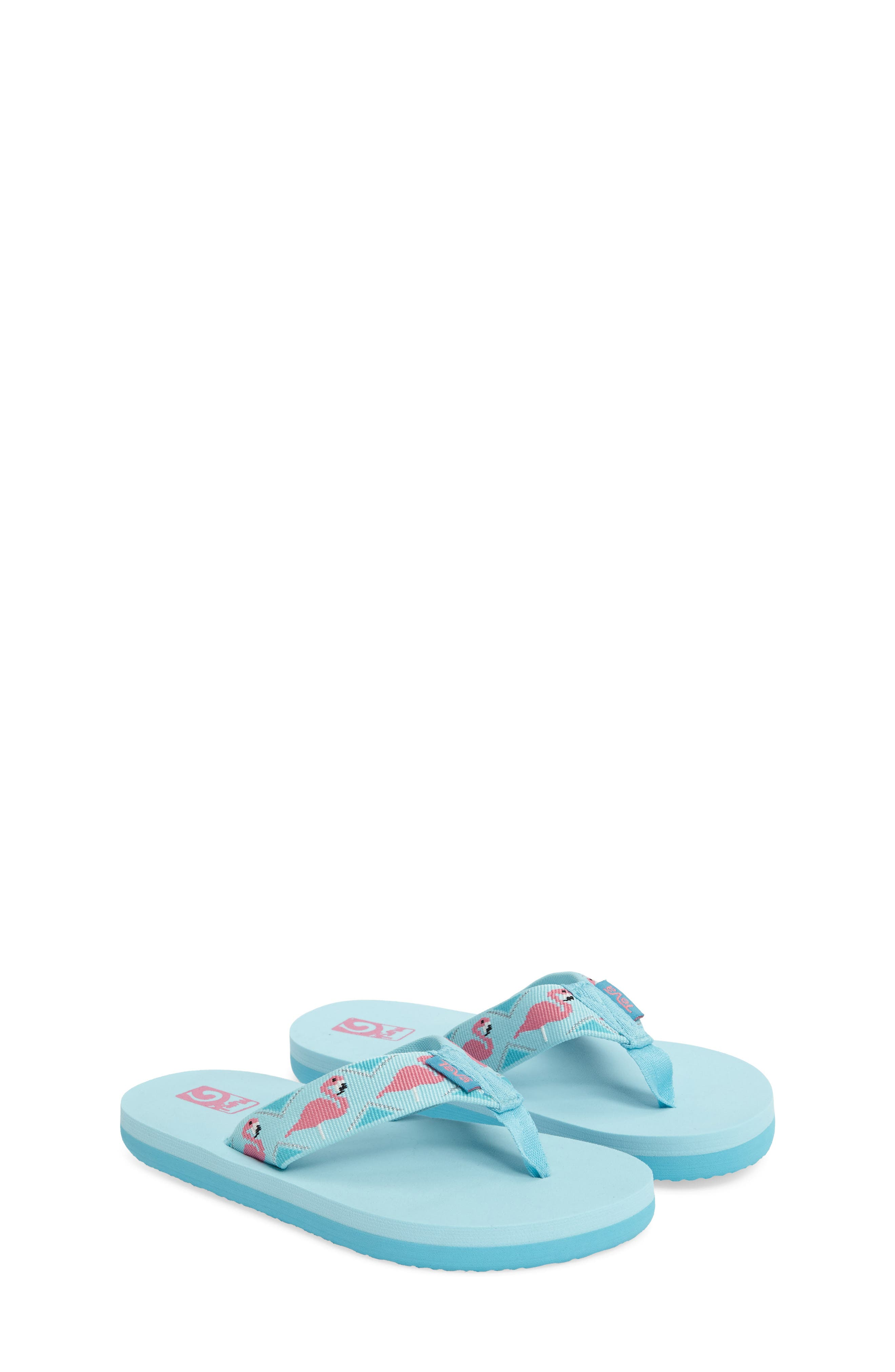 Teva Mush II Flip Flop (Baby, Walker & Toddler)