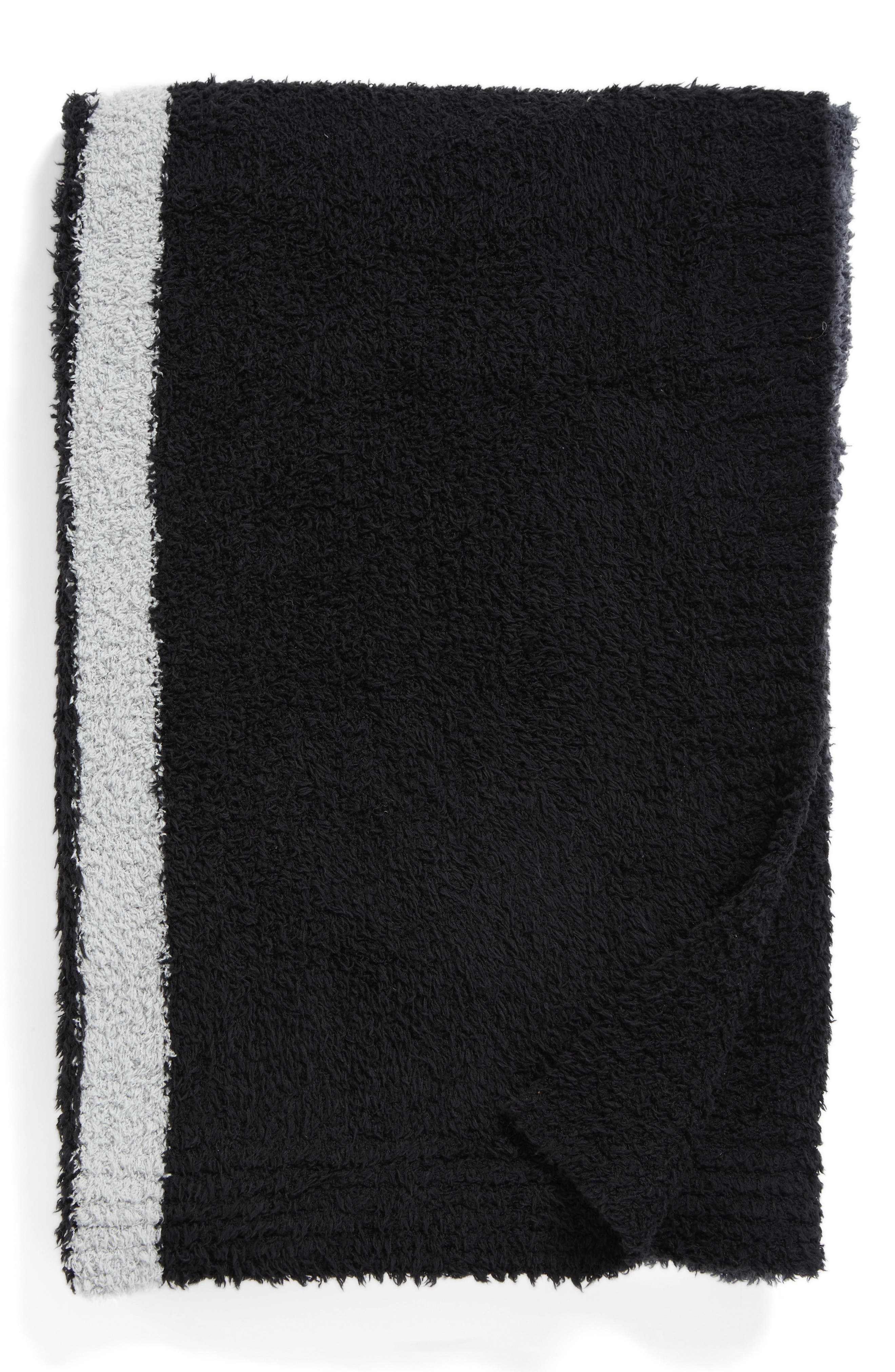 Barefoot Dreams® Cozychic® Block Stripe Throw Blanket