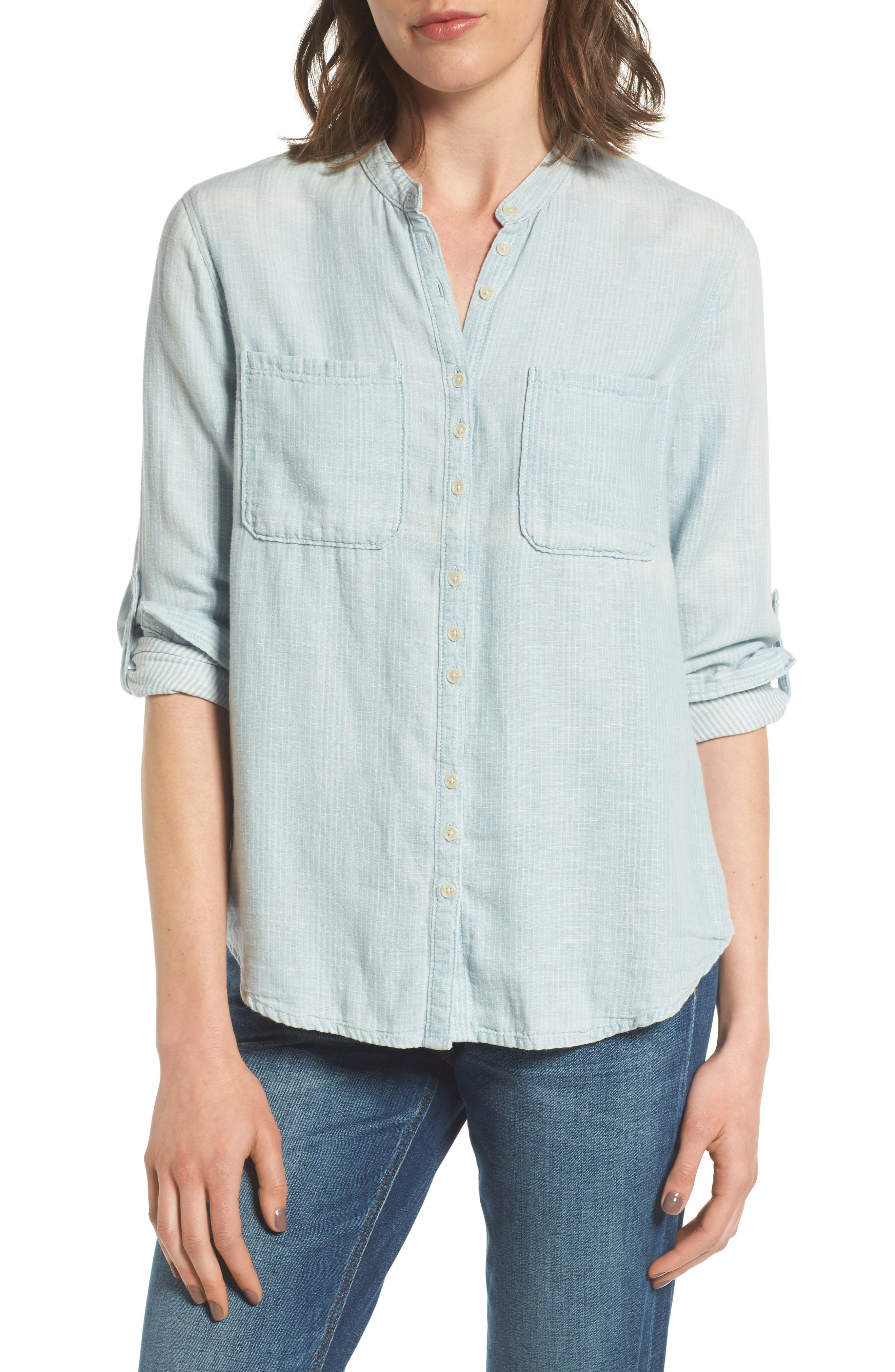 Joe's Alice Chambray Tunic