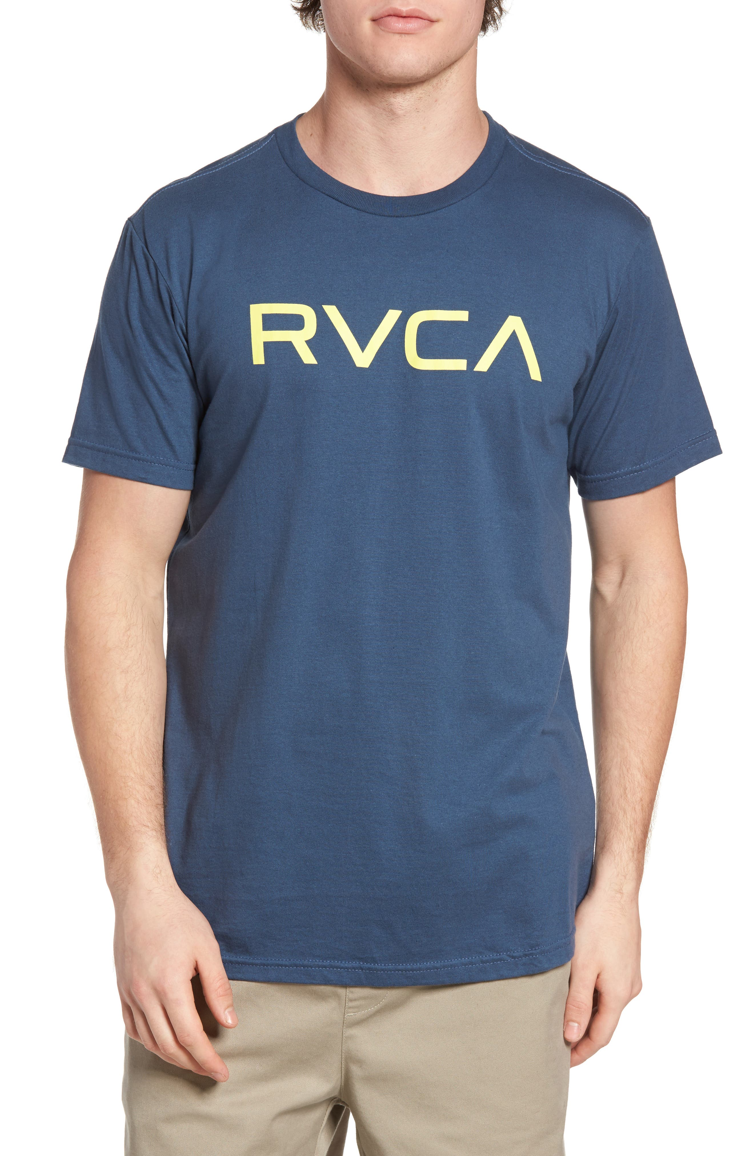 RVCA Big Logo Graphic T-Shirt