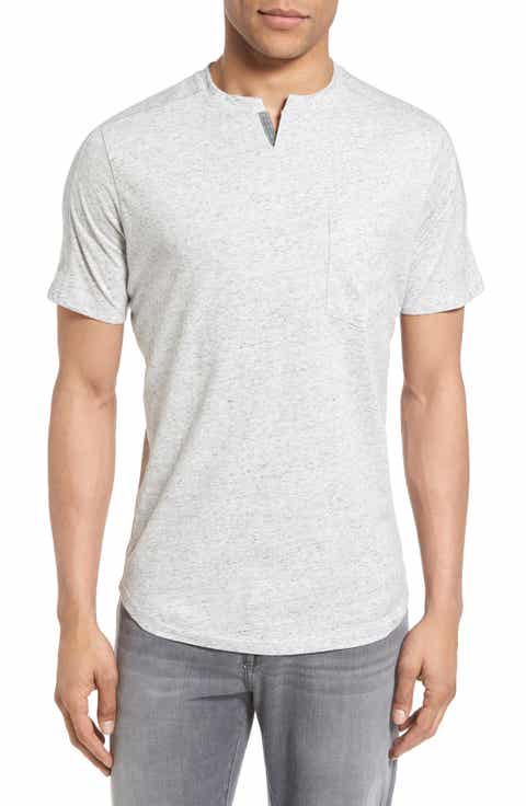 Men 39 s henley t shirts nordstrom for Good t shirts brands