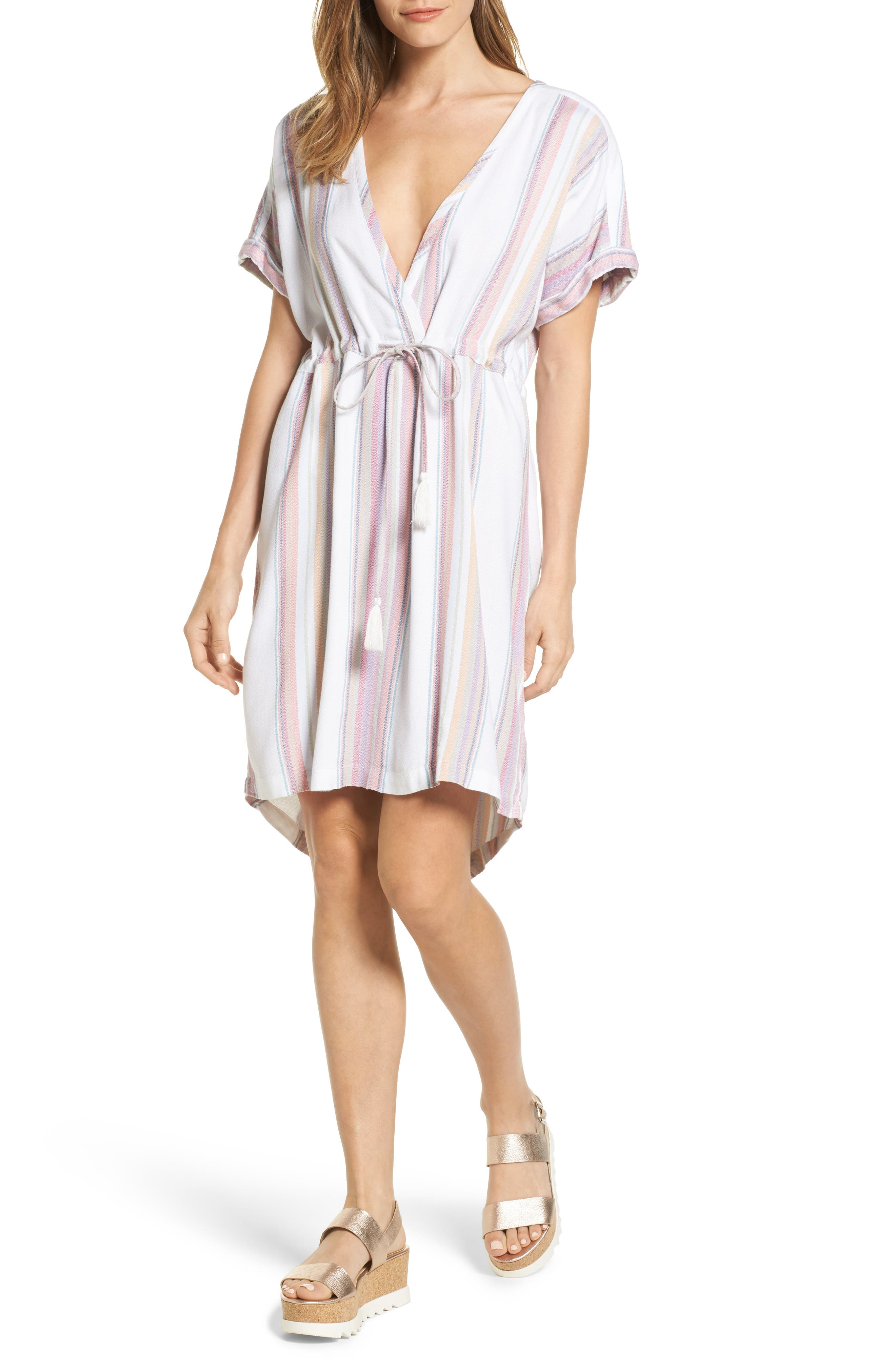 Rails Elodie Stripe Dress