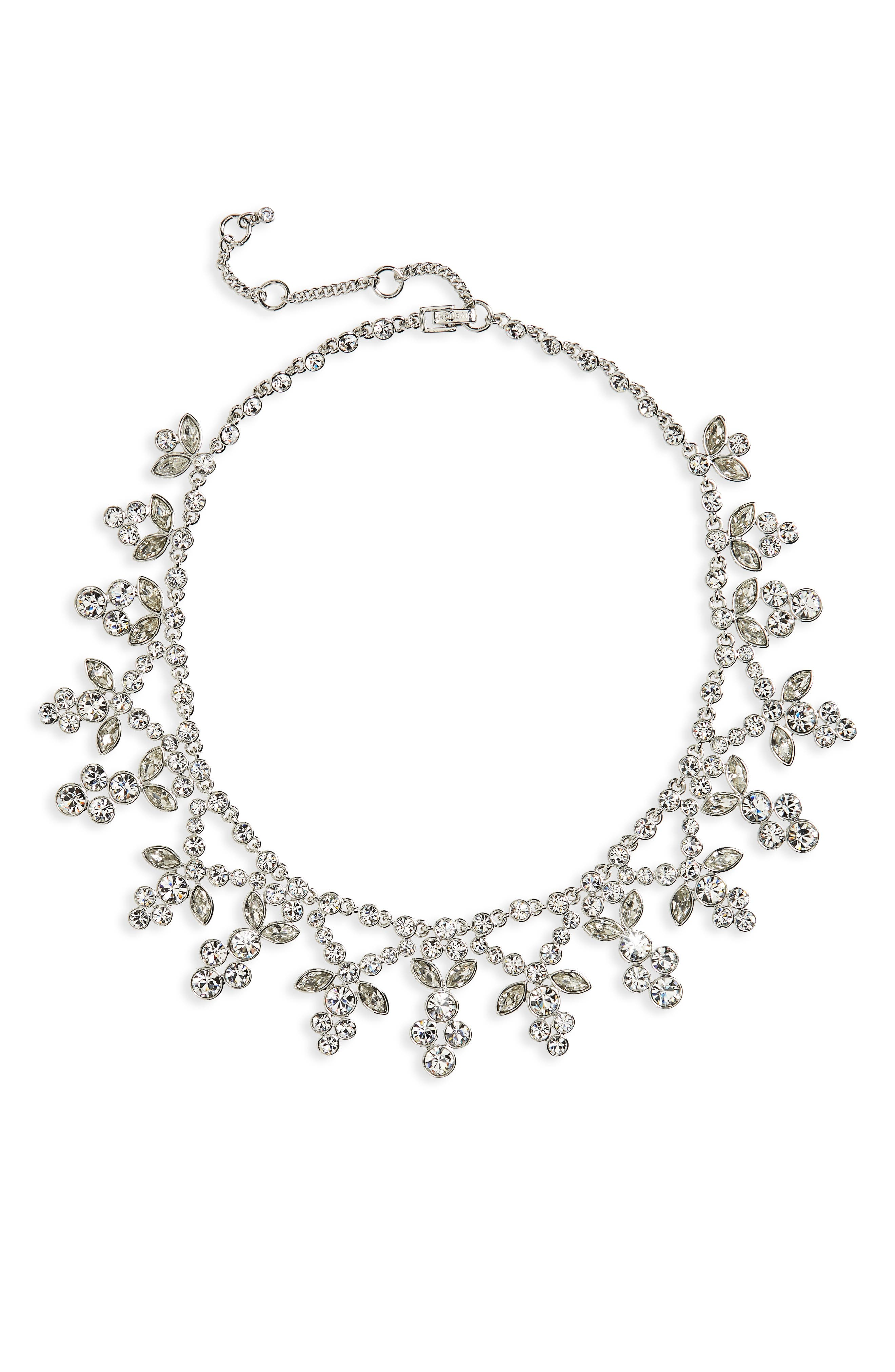 Givenchy Sydney Drama Collar Necklace