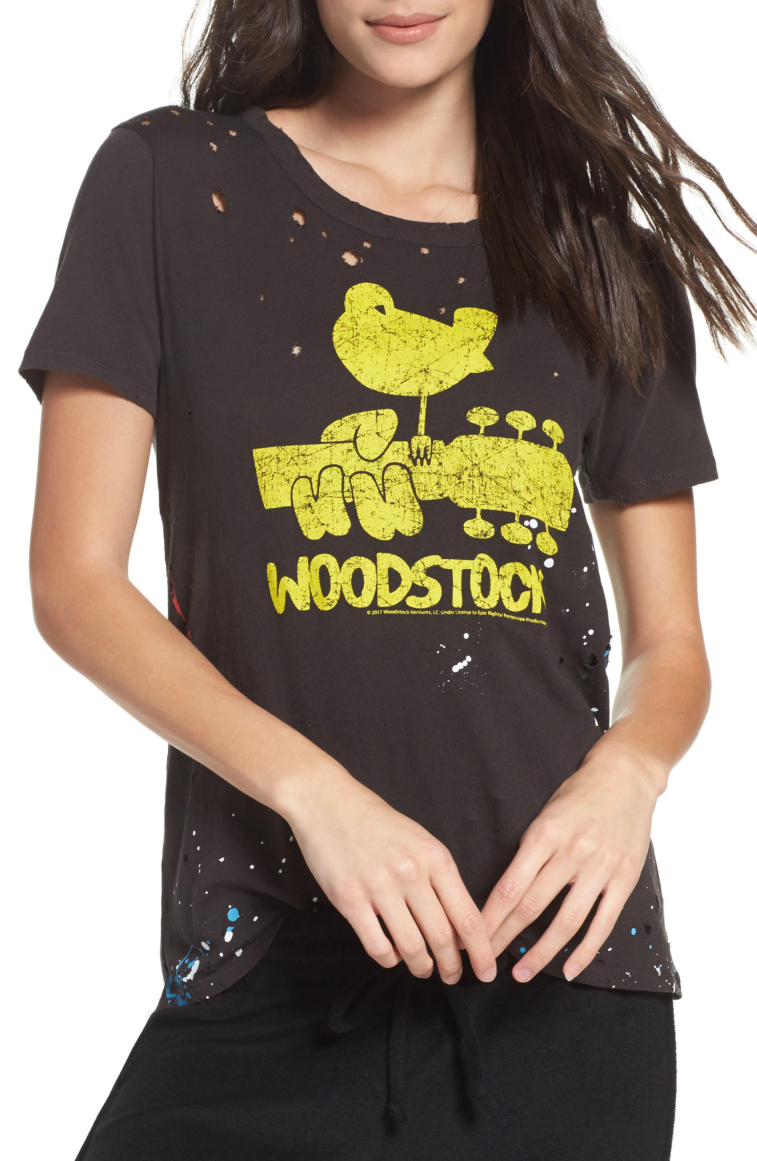Chaser Woodstock Lounge Tee