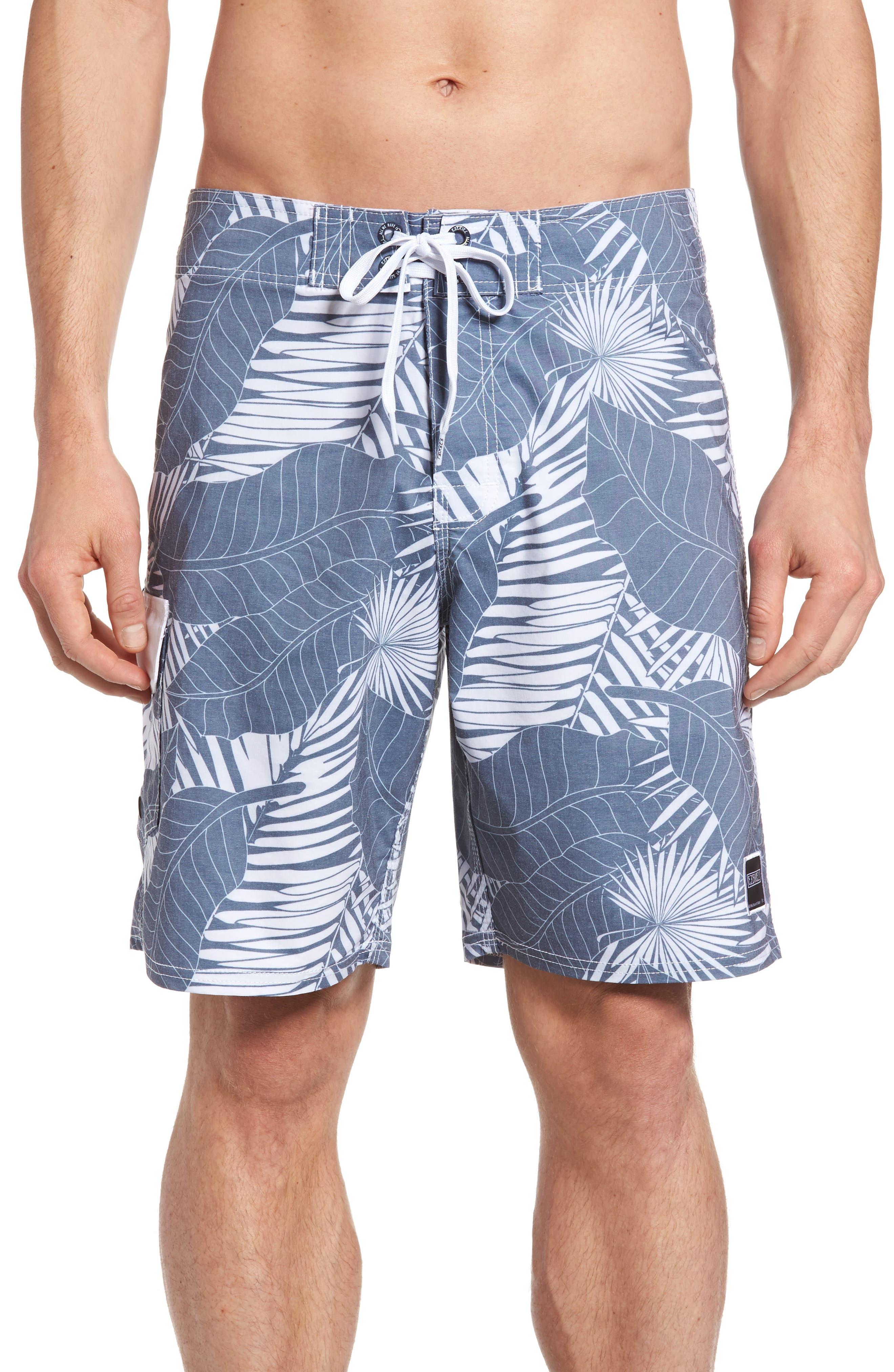 Ezekiel Print Board Shorts