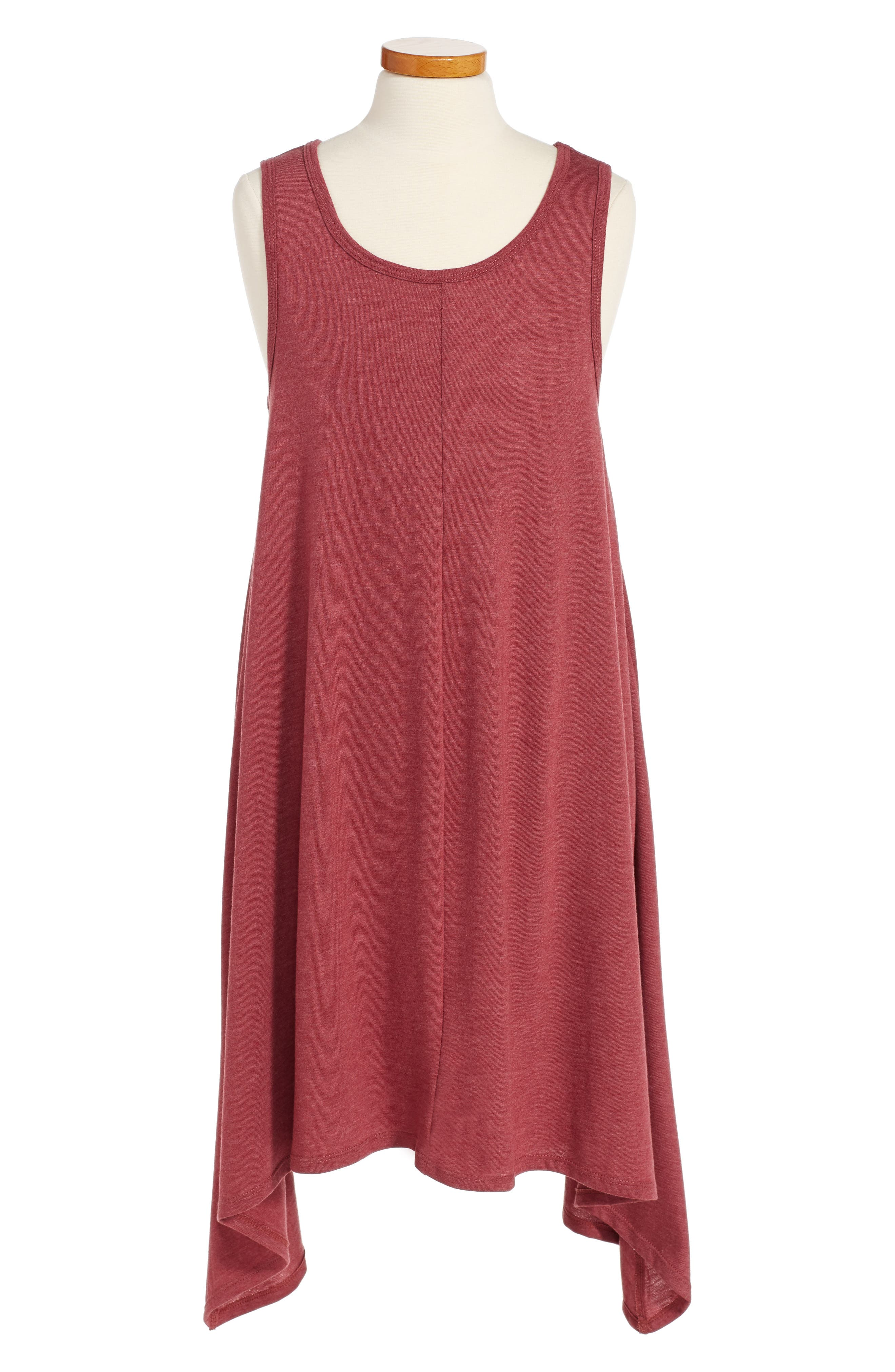 Maddie Sleeveless Knit Dress (Big Girls)