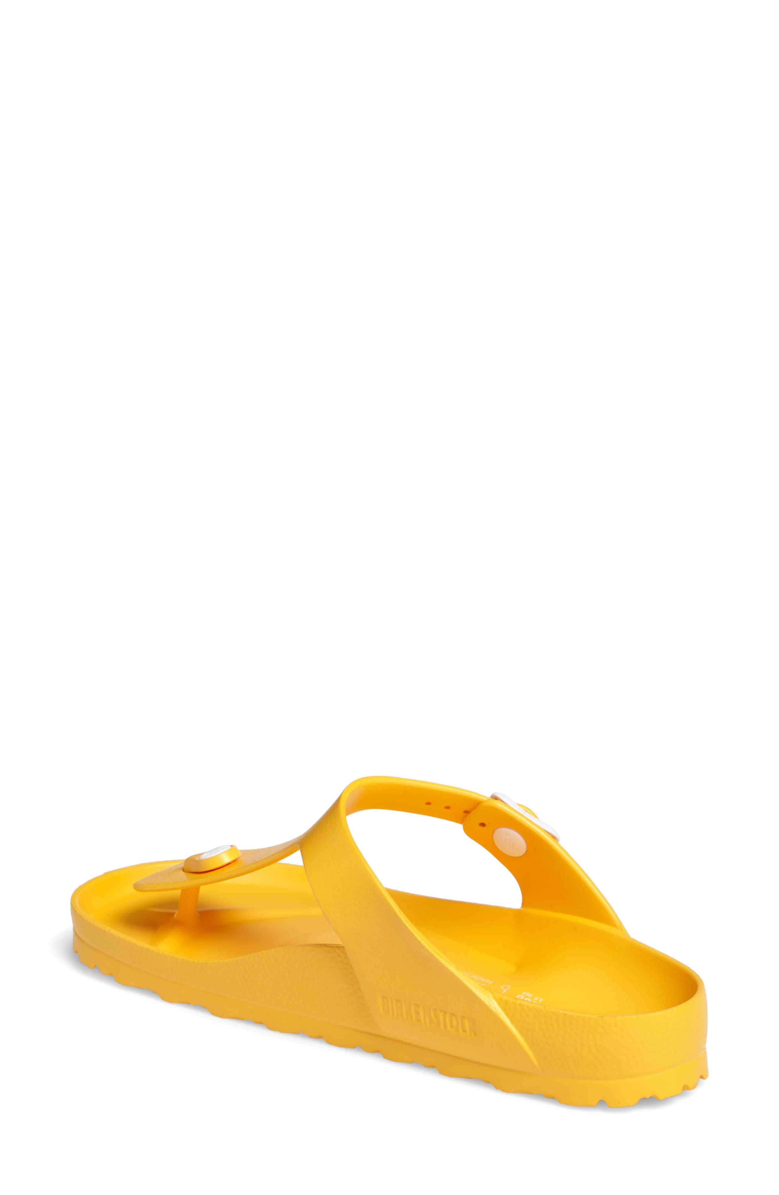 Alternate Image 2  - Birkenstock Gizeh EVA Flip Flop (Women)