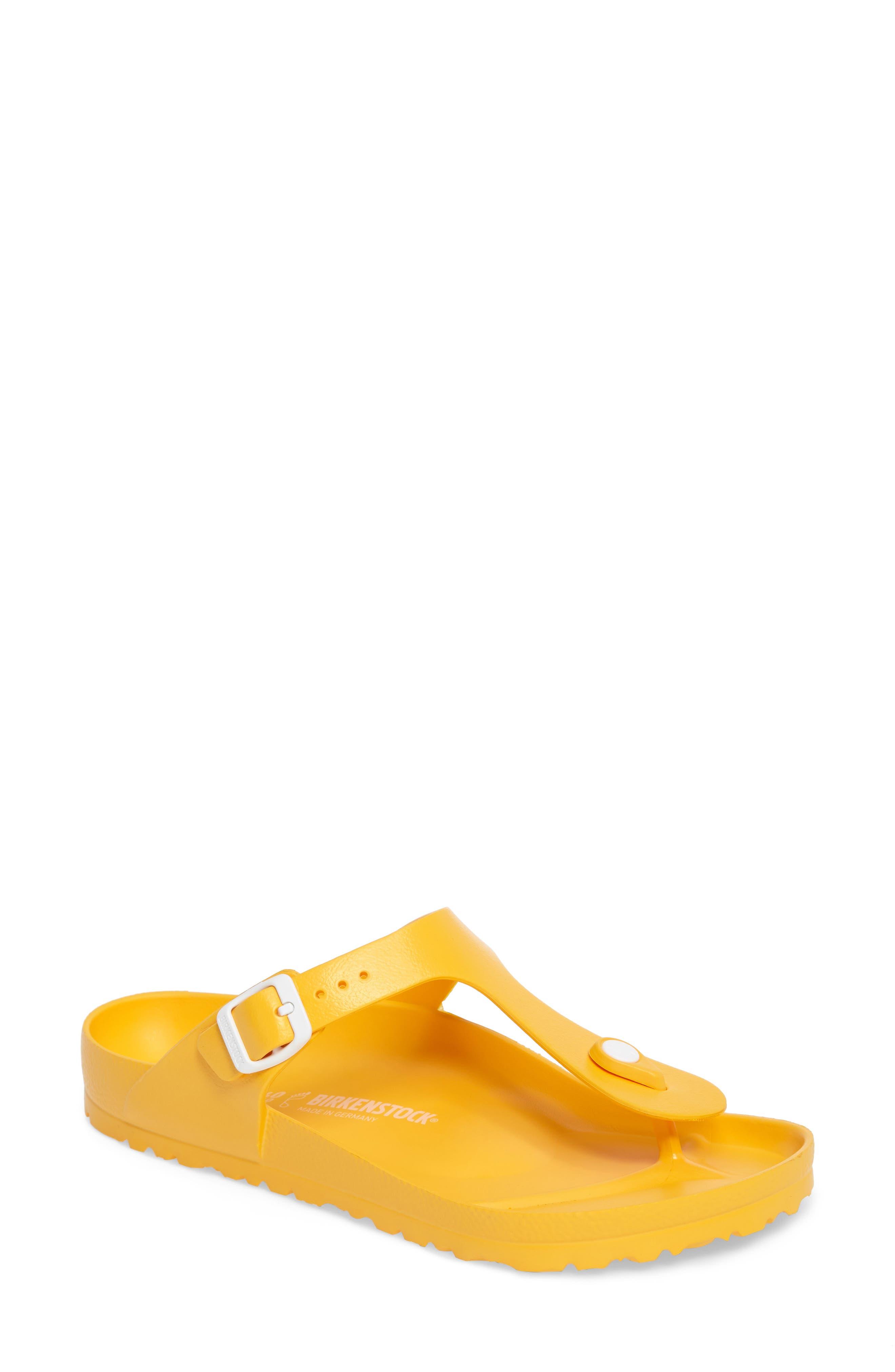 Main Image - Birkenstock Gizeh EVA Flip Flop (Women)