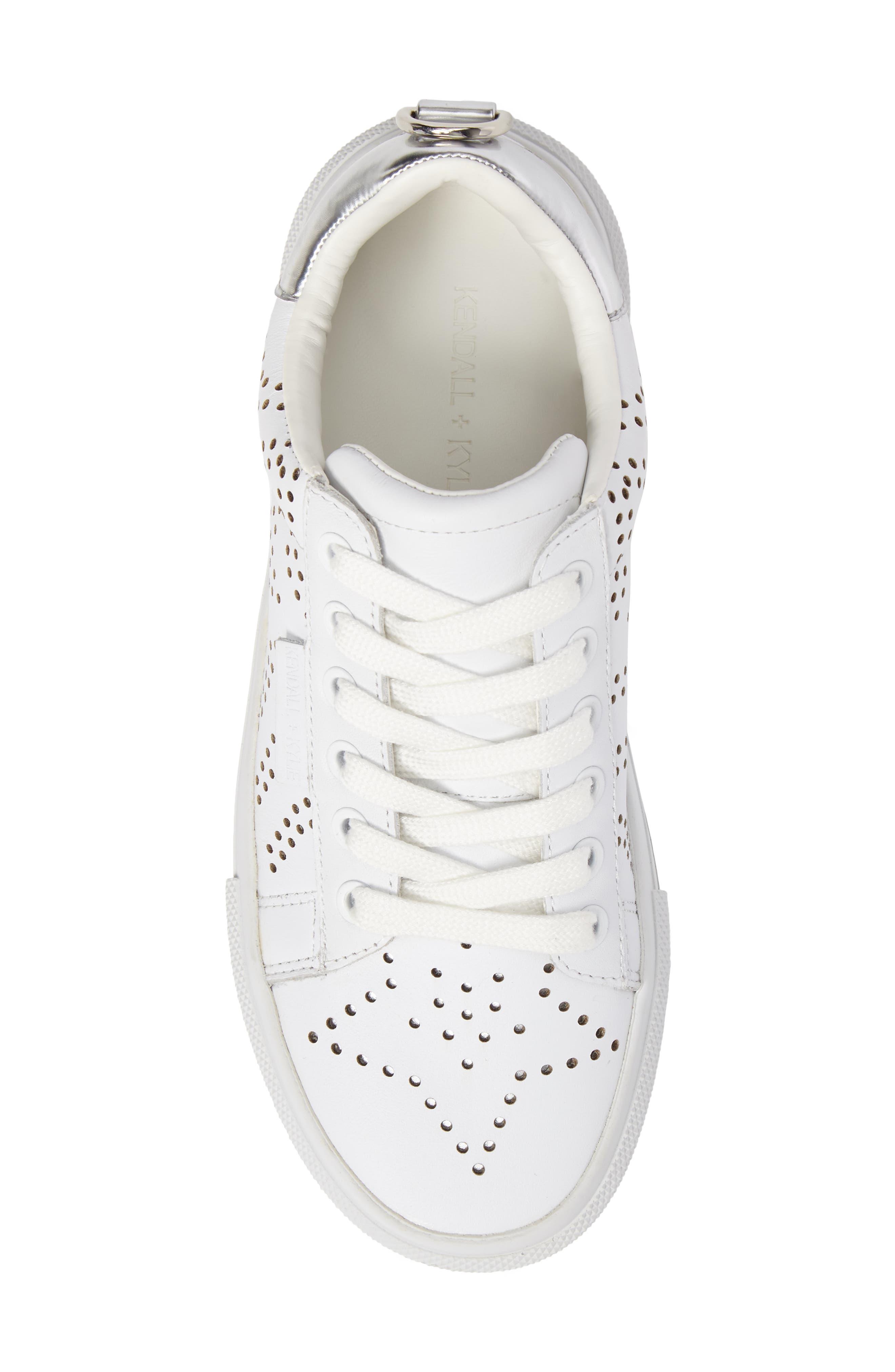 Alternate Image 5  - KENDALL + KYLIE Tyler Platform Sneaker (Women)