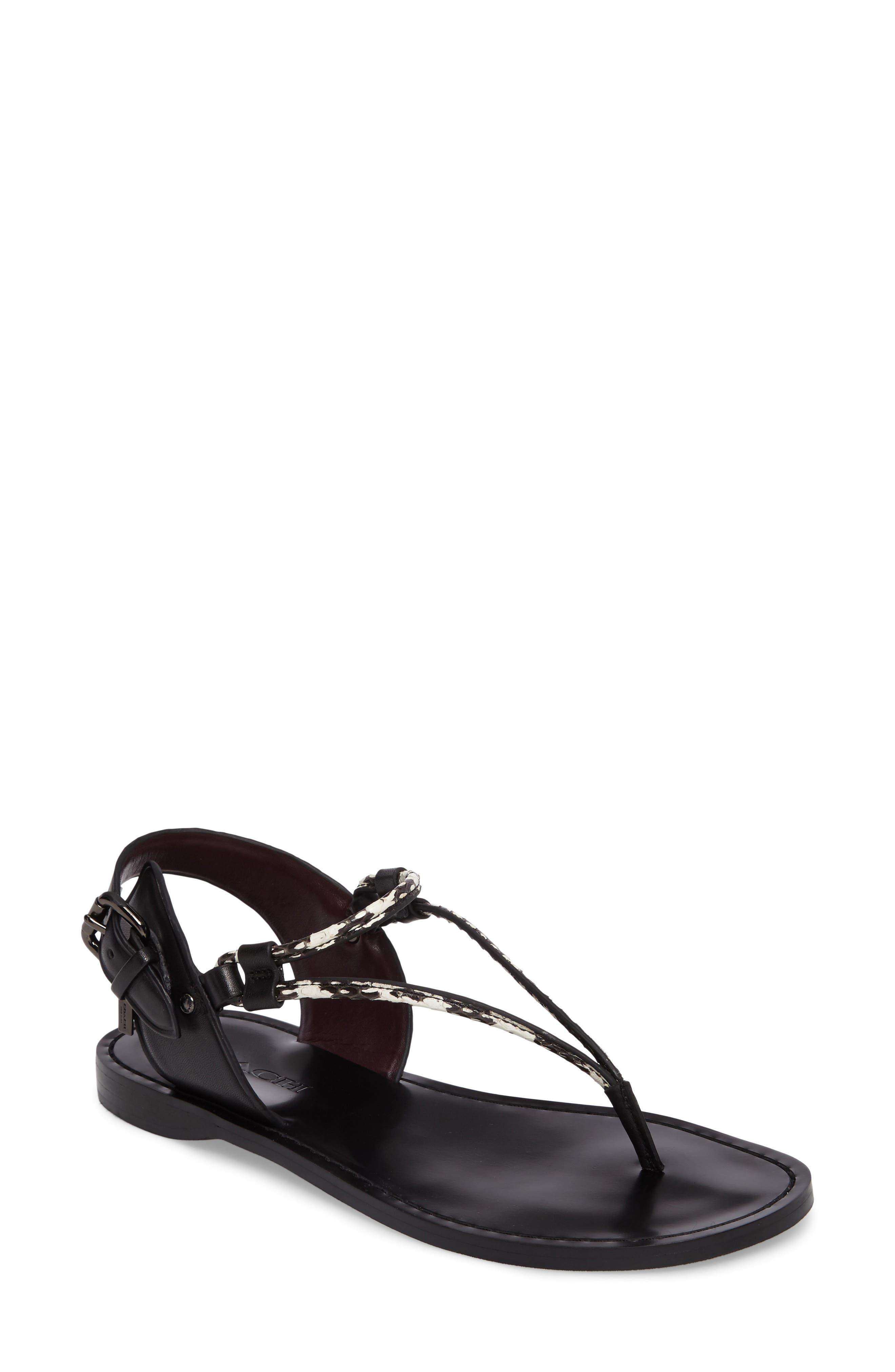 COACH 'Clarkson' Sandal