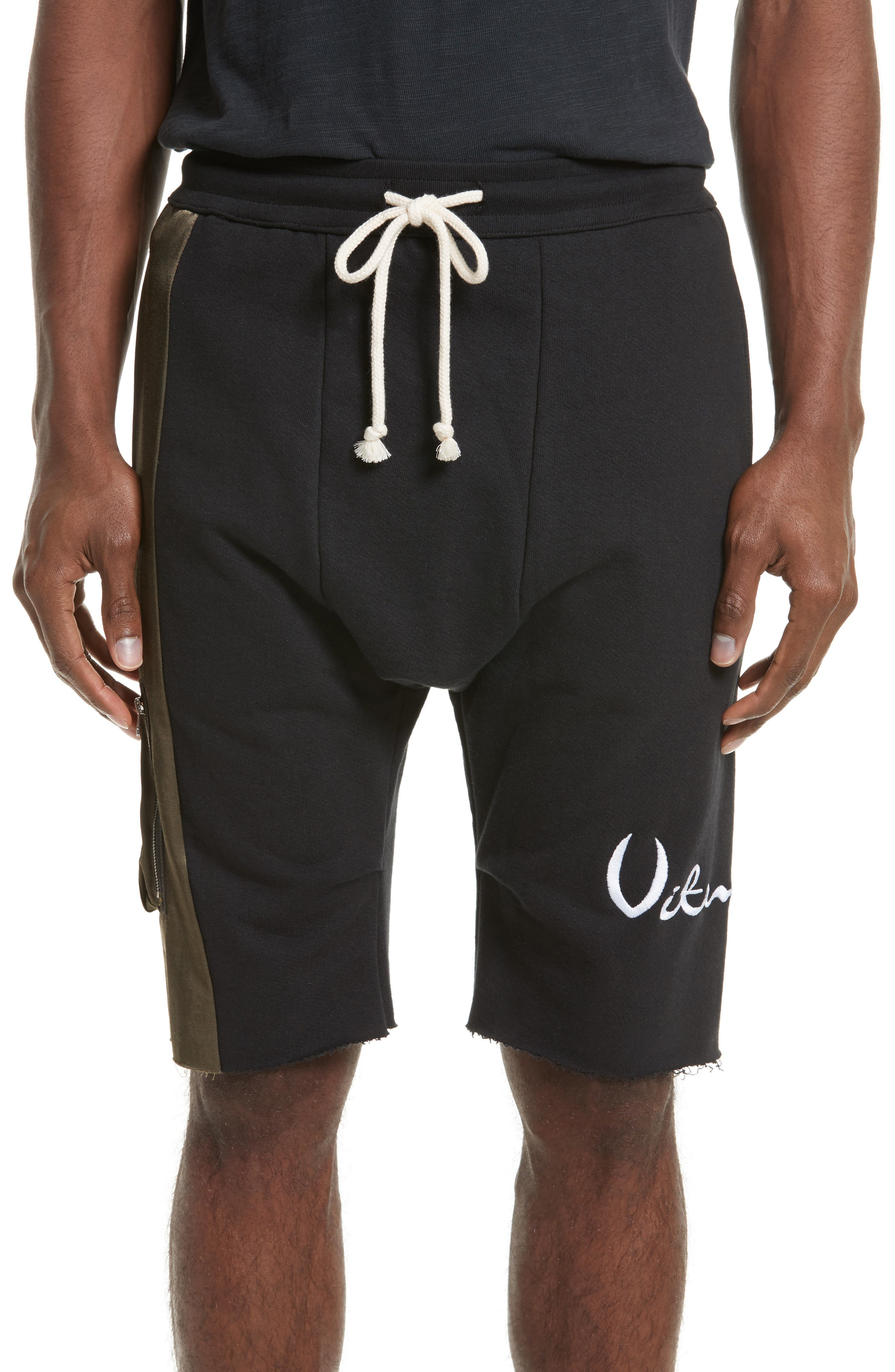 Drifter Vitamin D Graphic Panel Shorts