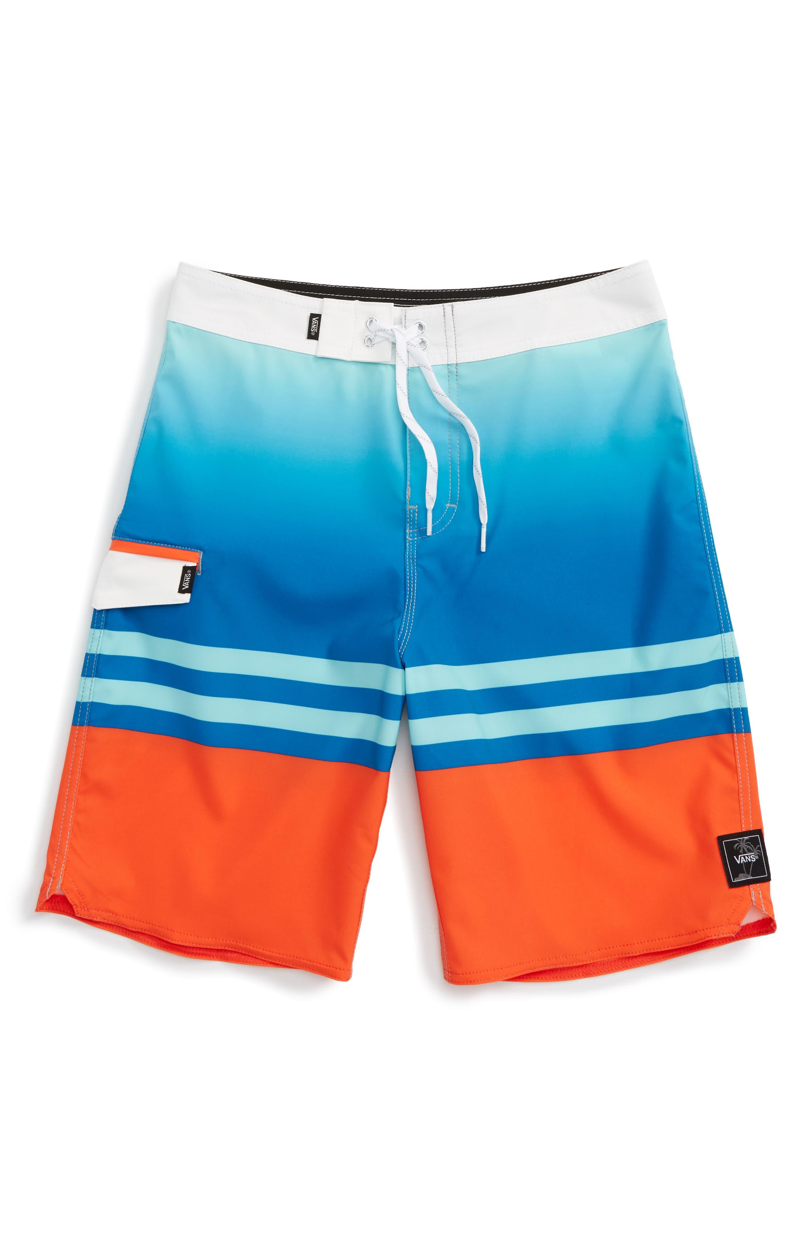 Vans Tidal Board Shorts (Big Boys)
