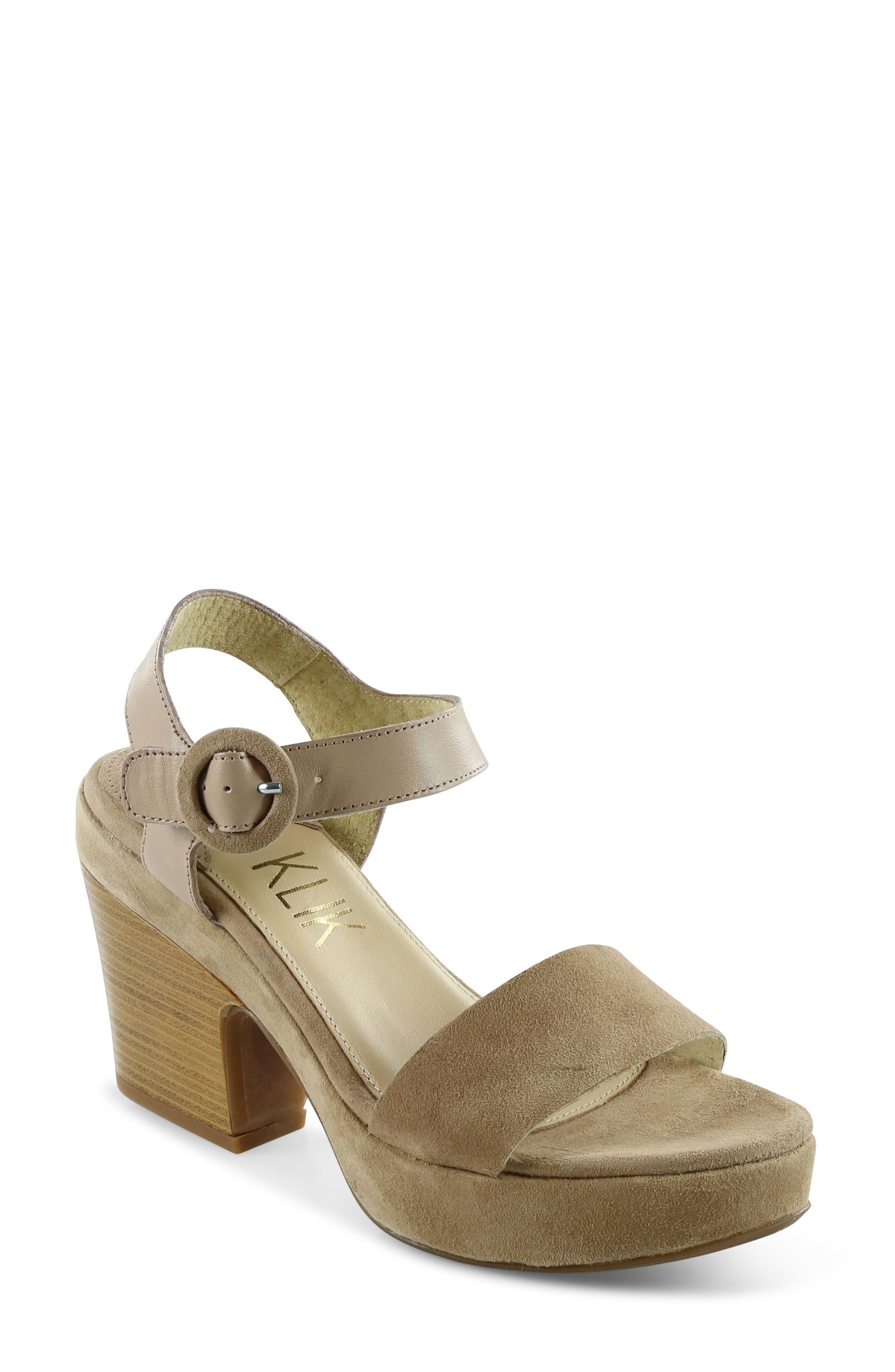 Klik Bali Platform Sandal (Women)