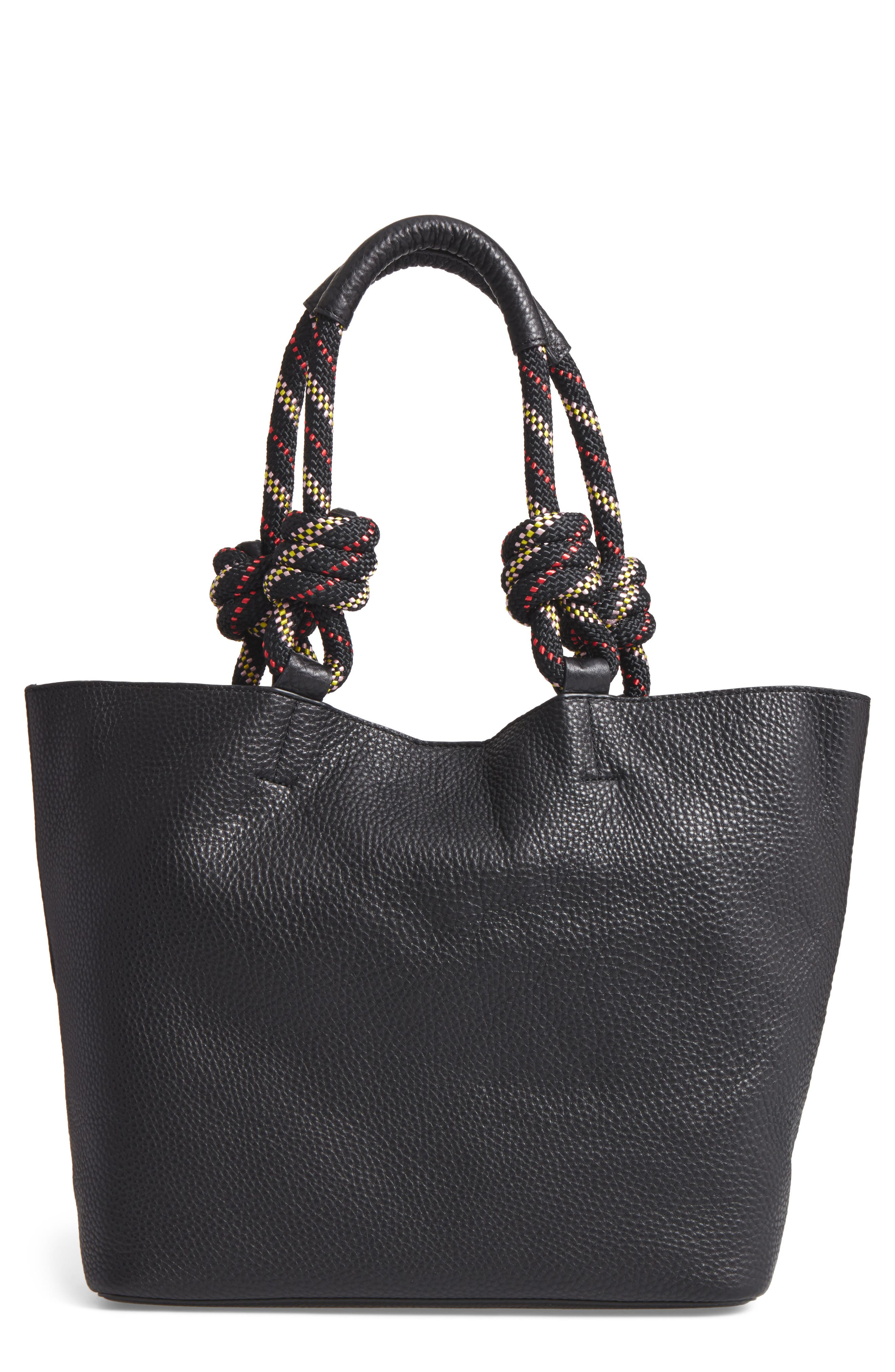 Rebecca Minkoff Climbing Rope Leather Tote