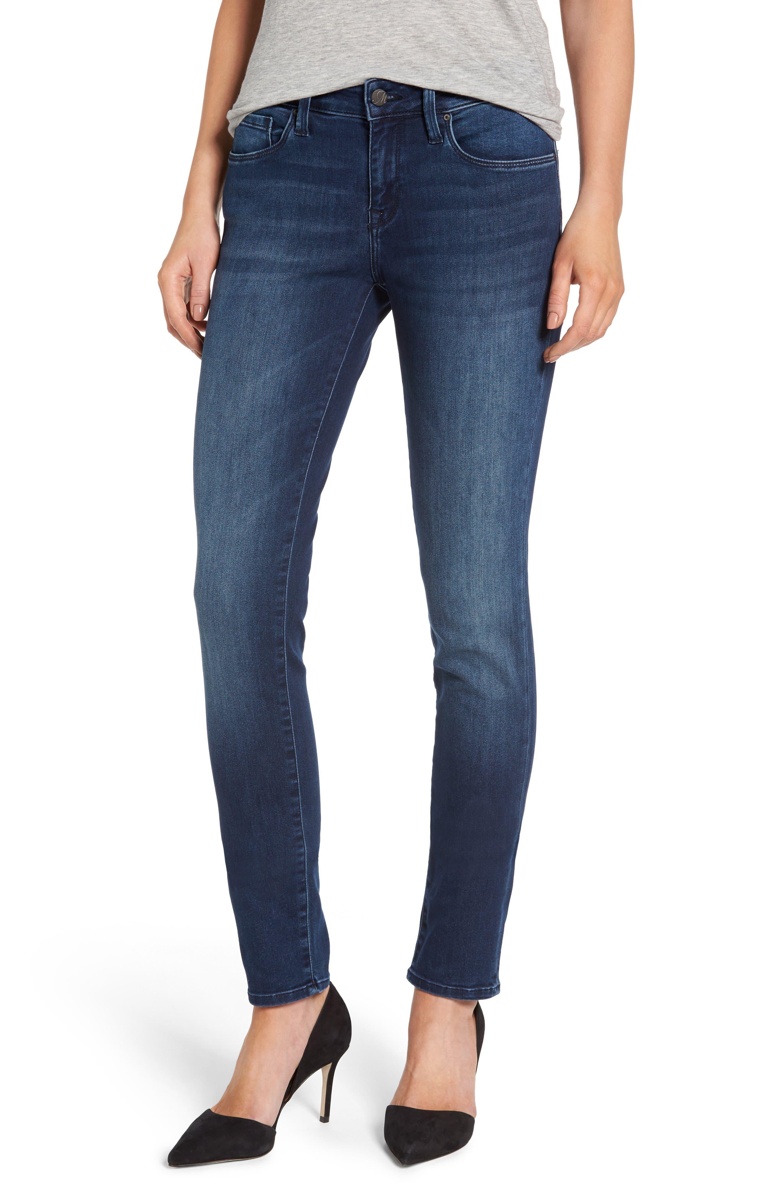 Mavi Jeans Alexa Skinny Jeans (Deep Shanti)